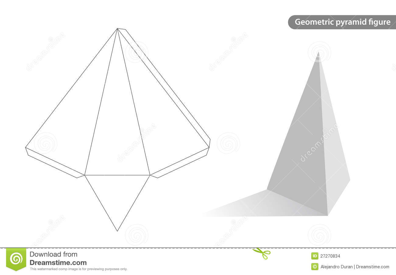 pyramid template images free download