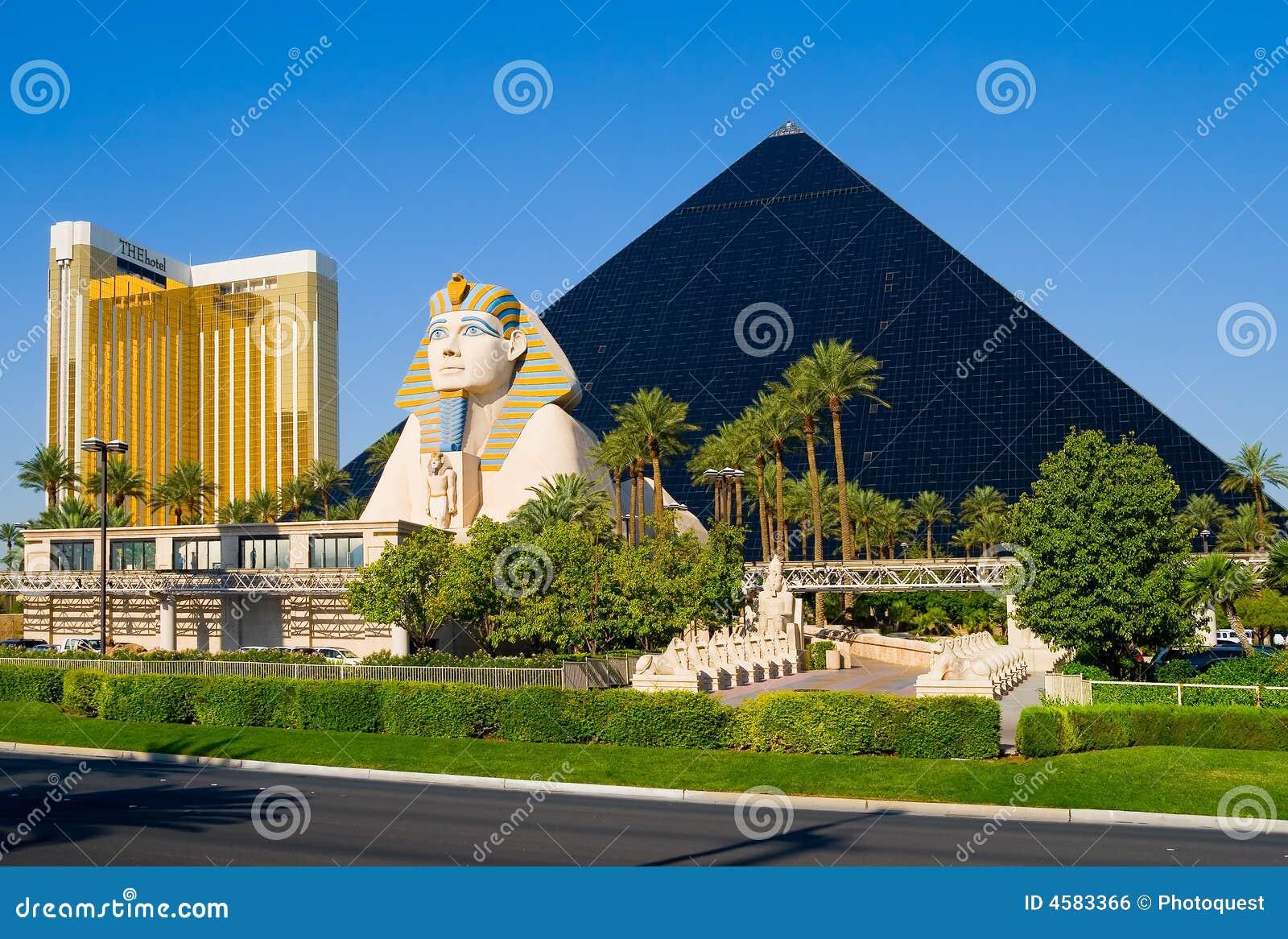 pyramid casino vegas