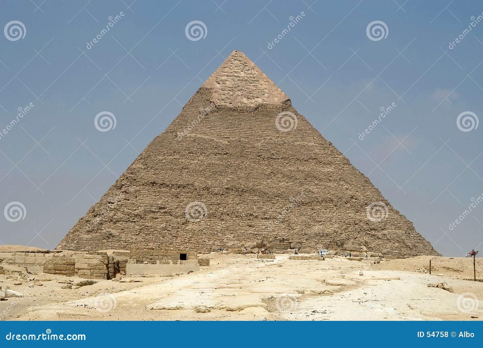 Pyramide de Cheope