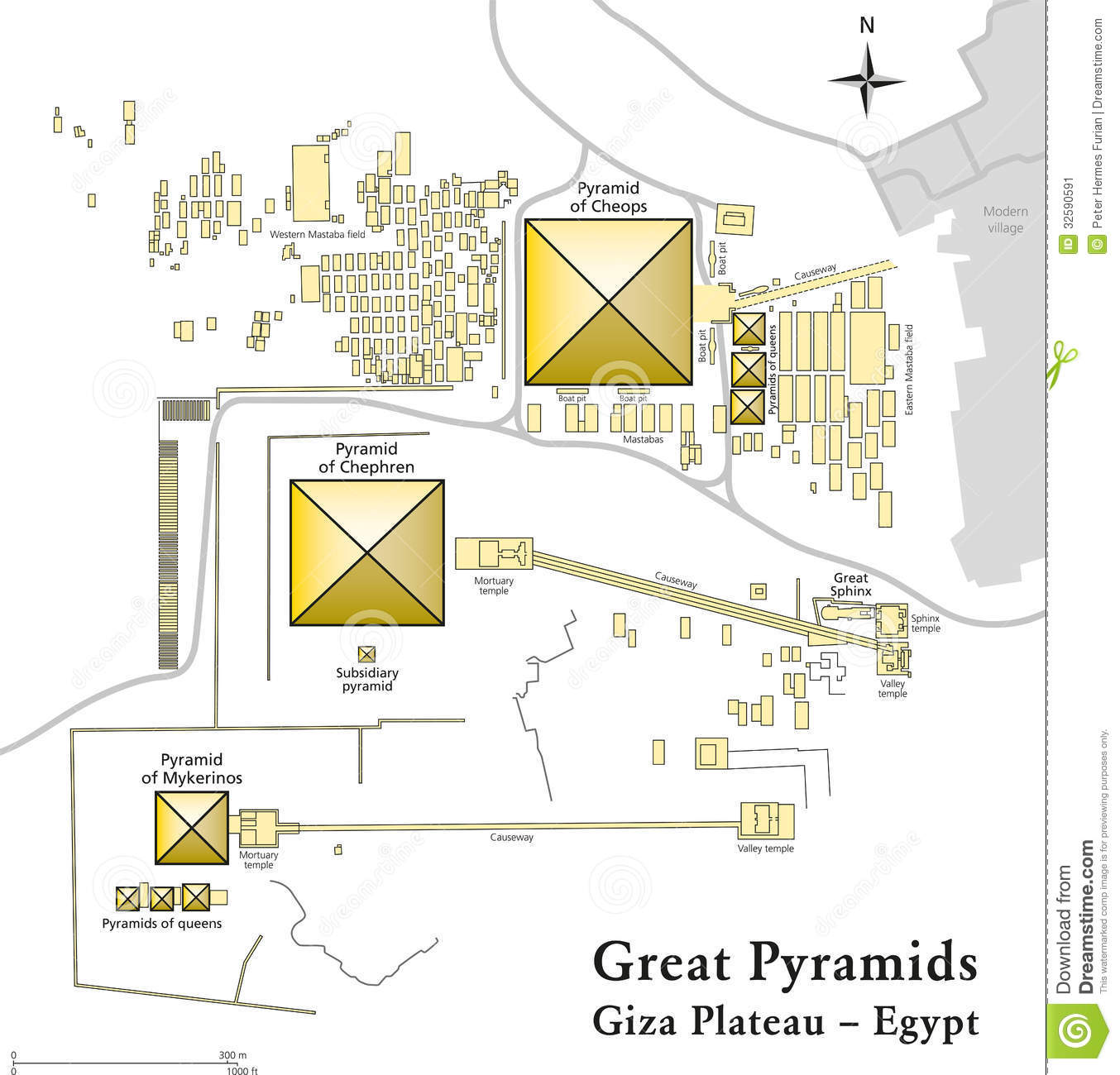 pyramids of giza map stock image image 32590591 sphinx clipart free sphinx clipart png