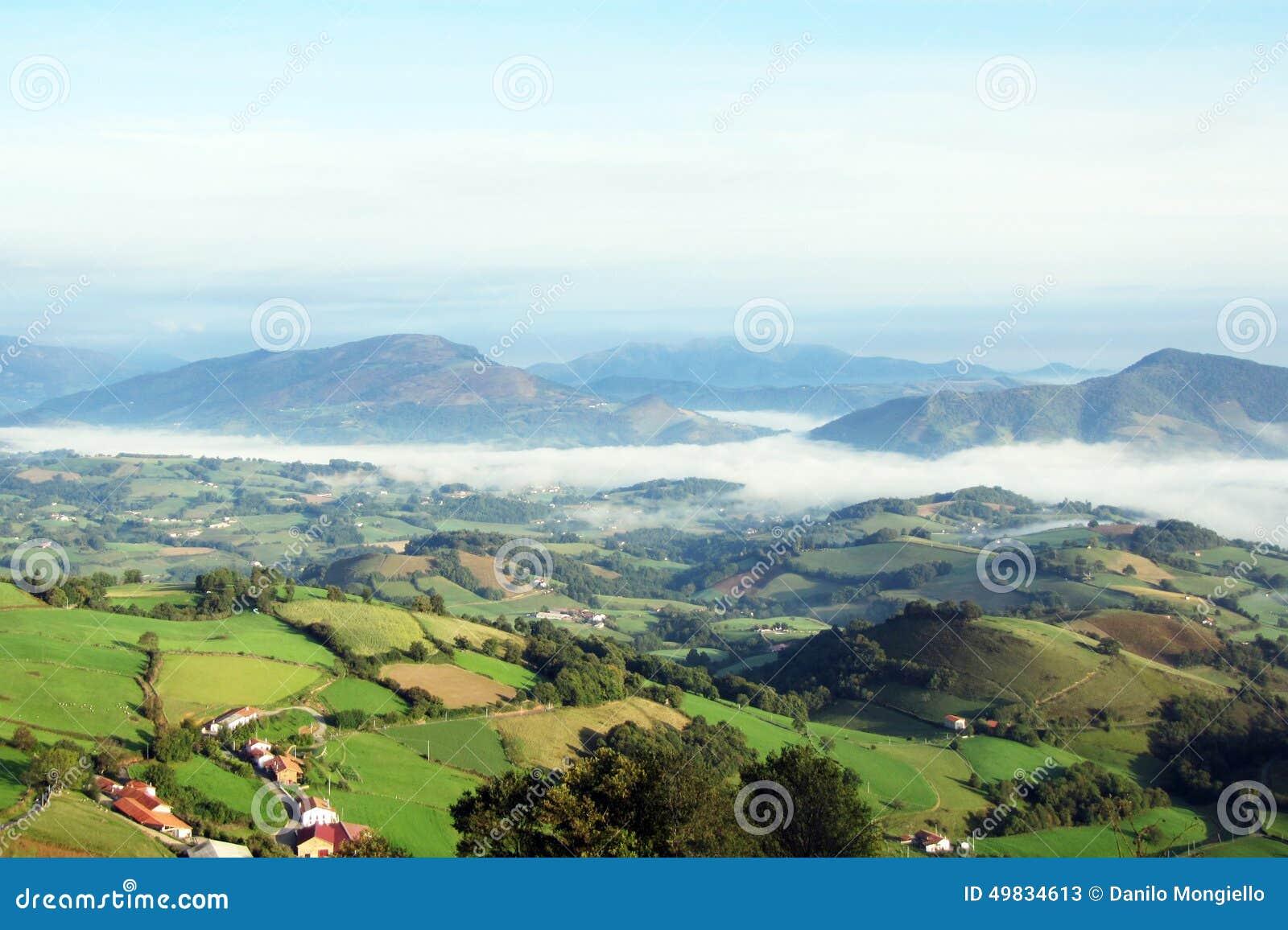 Pyrenäen-Tal