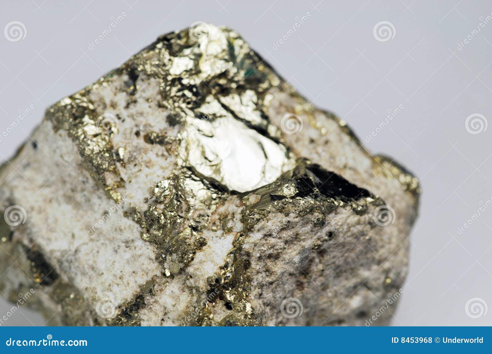 Pyrite (fool's Gold) R...