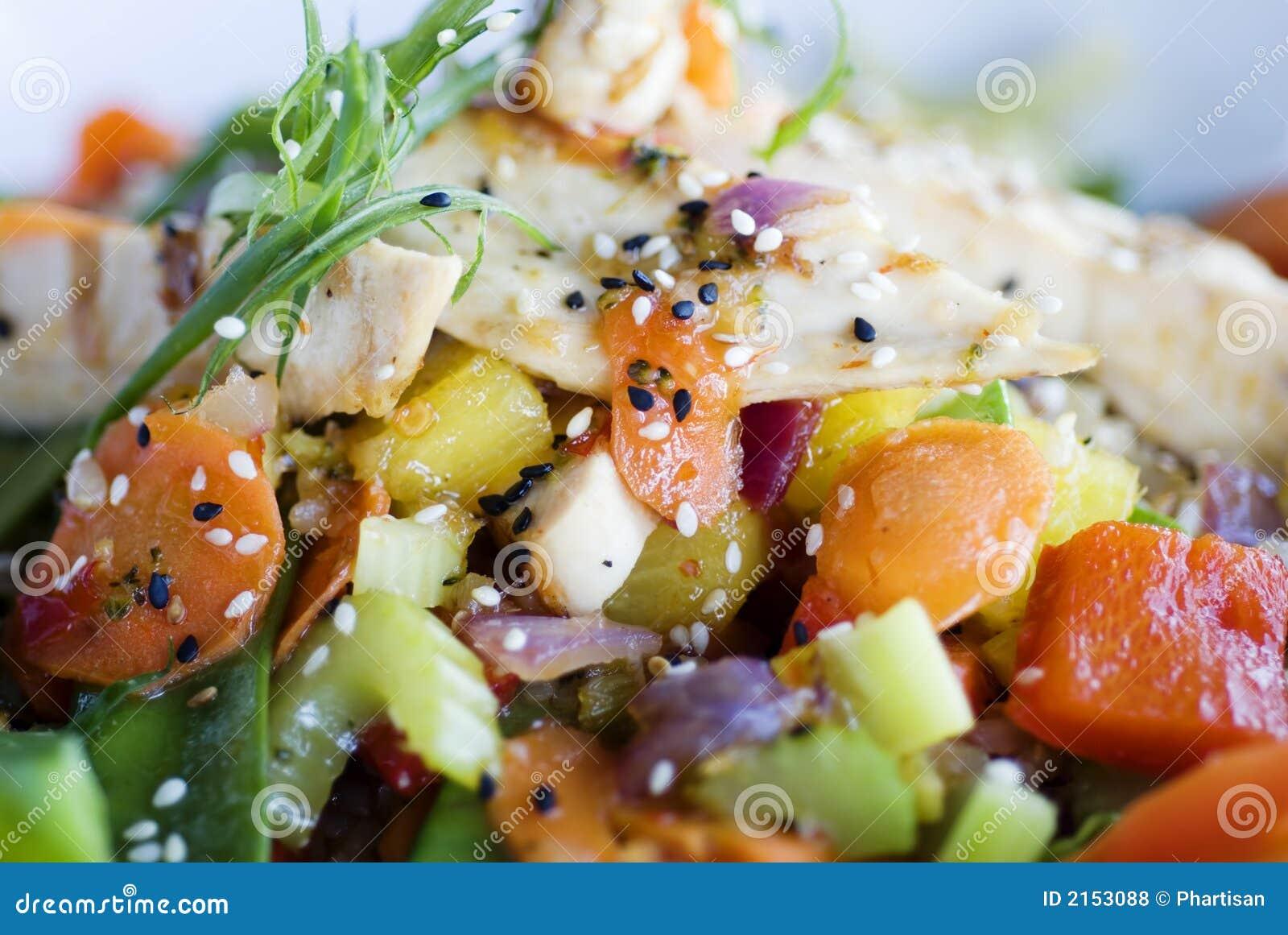 Pyszne Jedzenie Zdrowe Zdjecie Stock Obraz Zlozonej Z Dishware