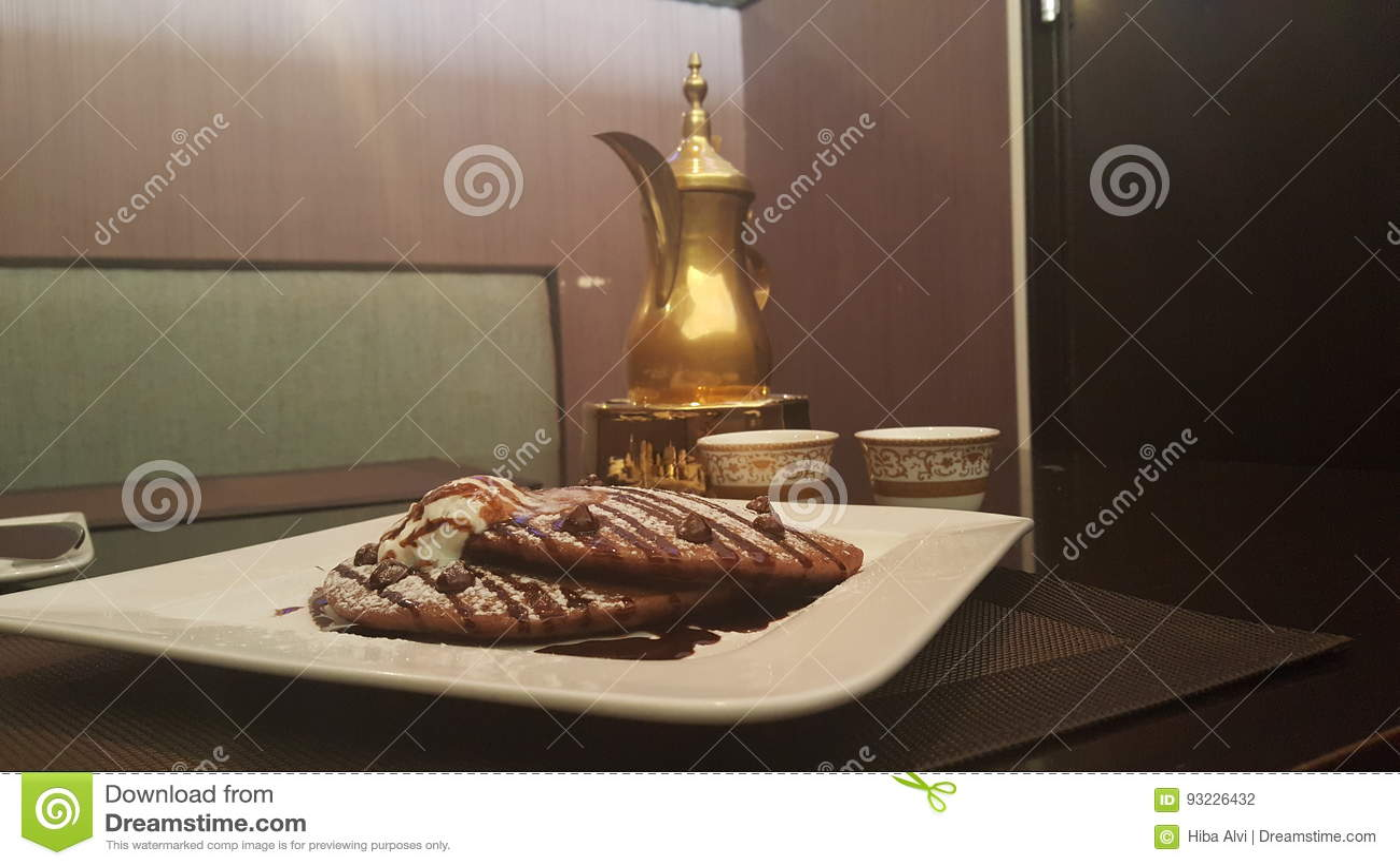 Qahwa-Sitzungen