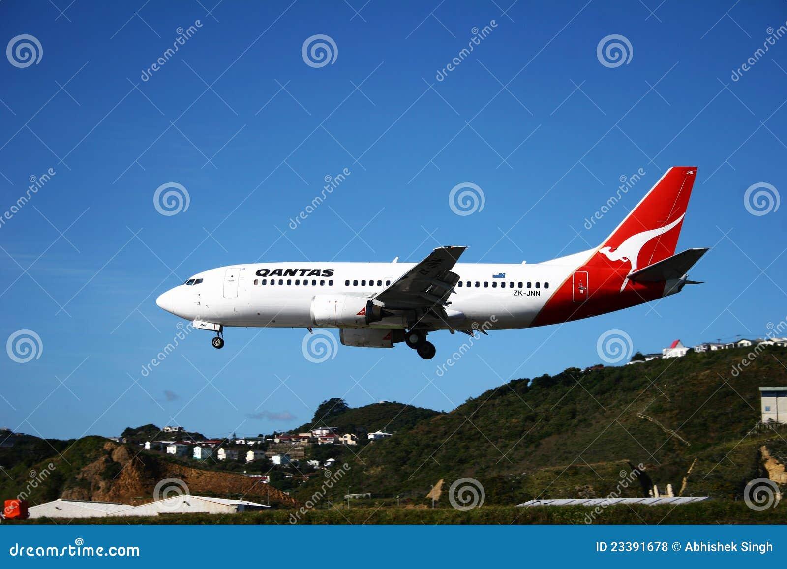 Qantas Fluglinien