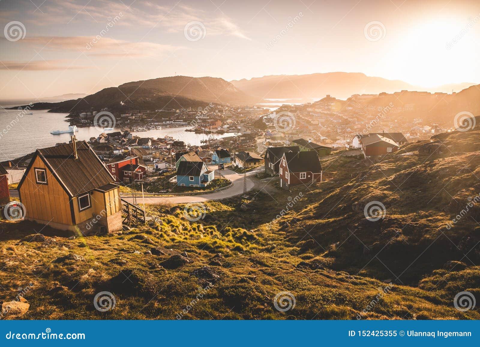 Qaqortoq, Groenlandia del sur