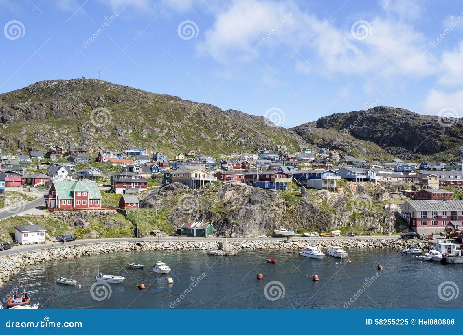 Qarqartoq, Grönland