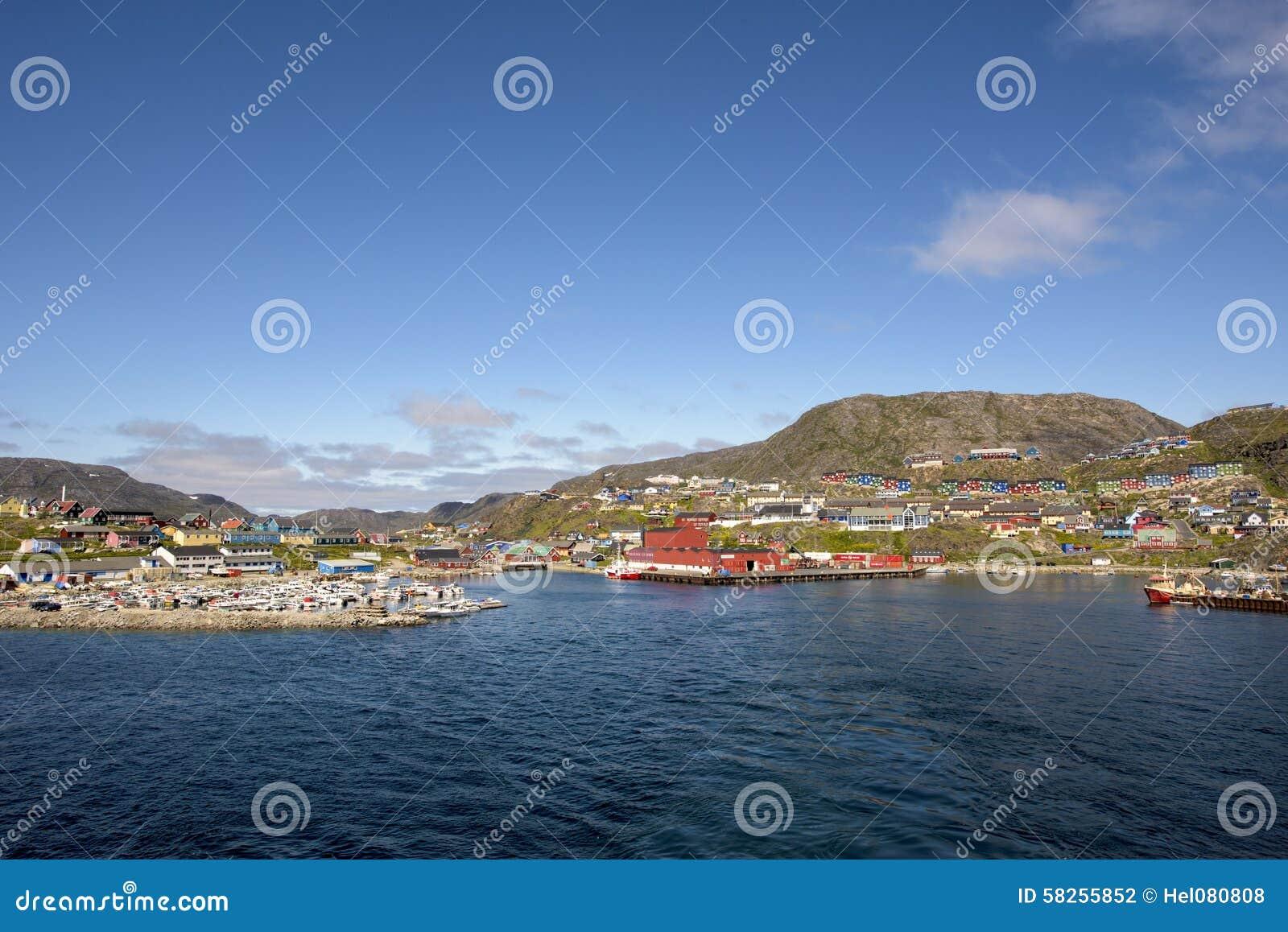 Qarqartoq, Groenland