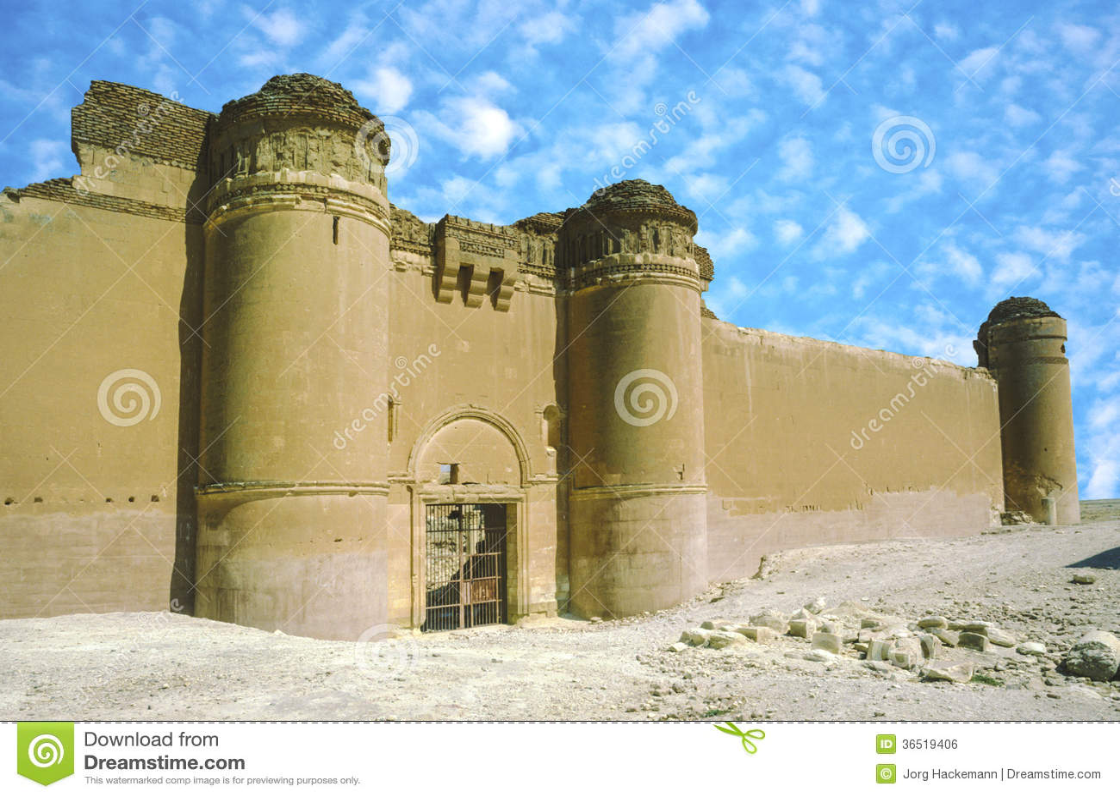 Qasr al-Hayr al-Sharqi castle