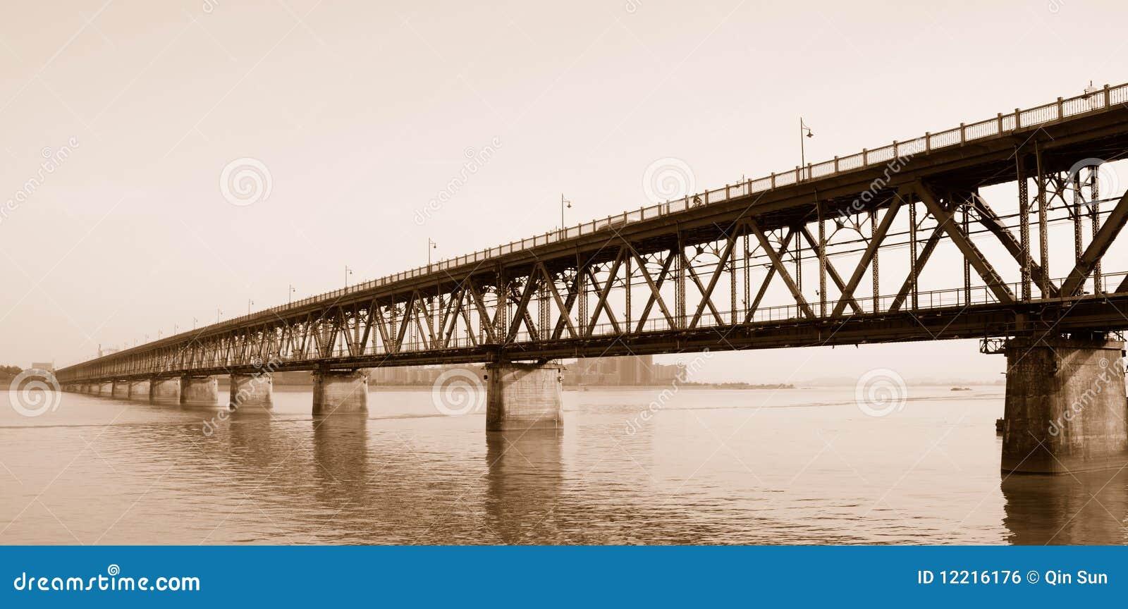 QianJiang bridge in hangzhou