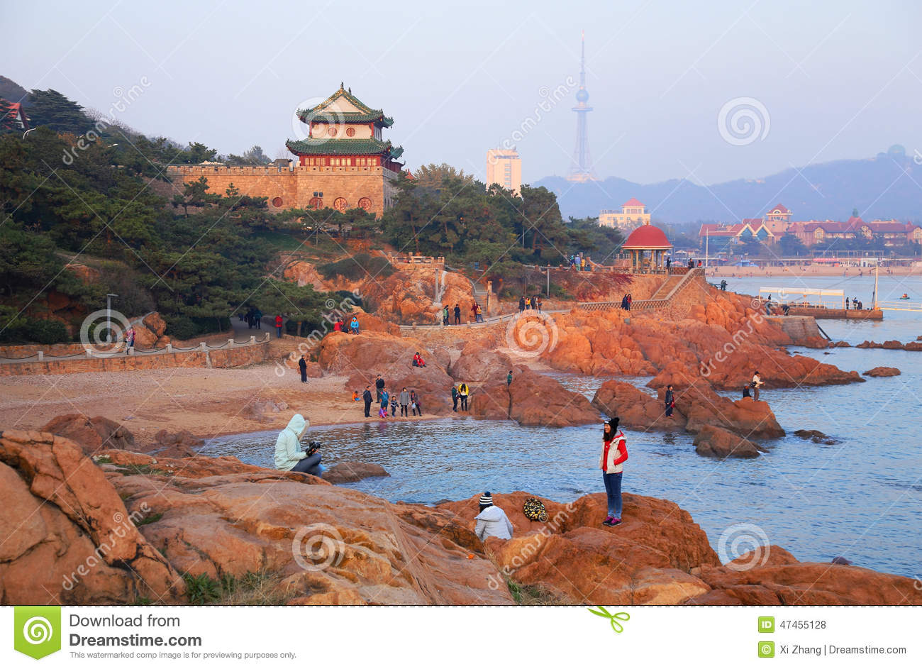 Qingdao cityï ¼ China