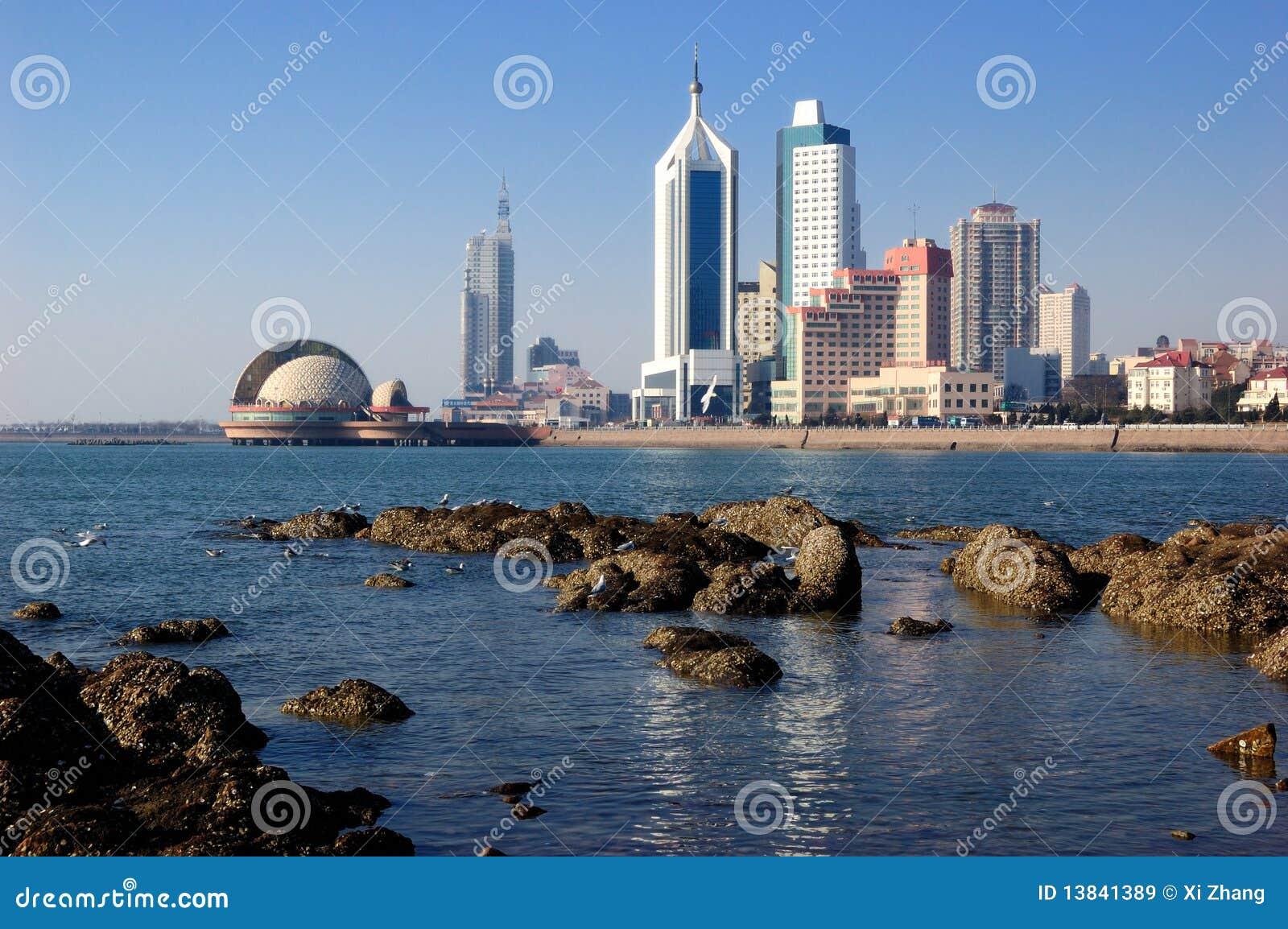 Qingdao city