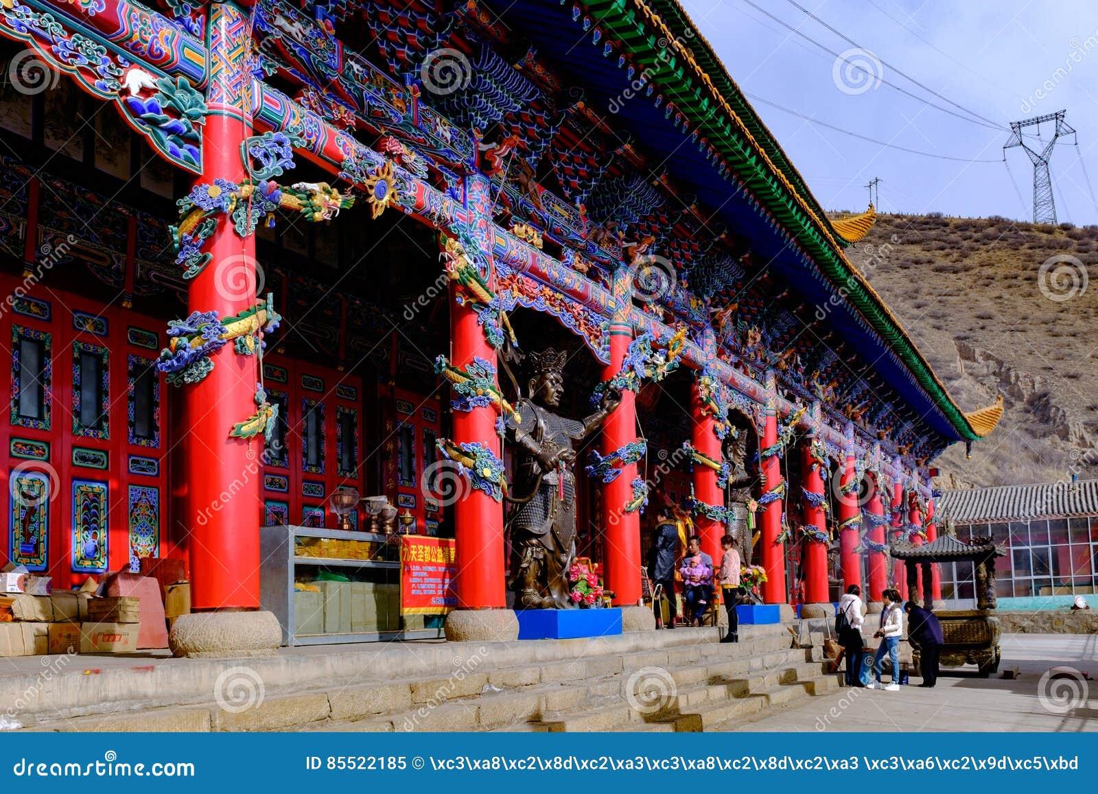 Qinghai xining: great kunlun nine day saint - MaLong phoenix mountain