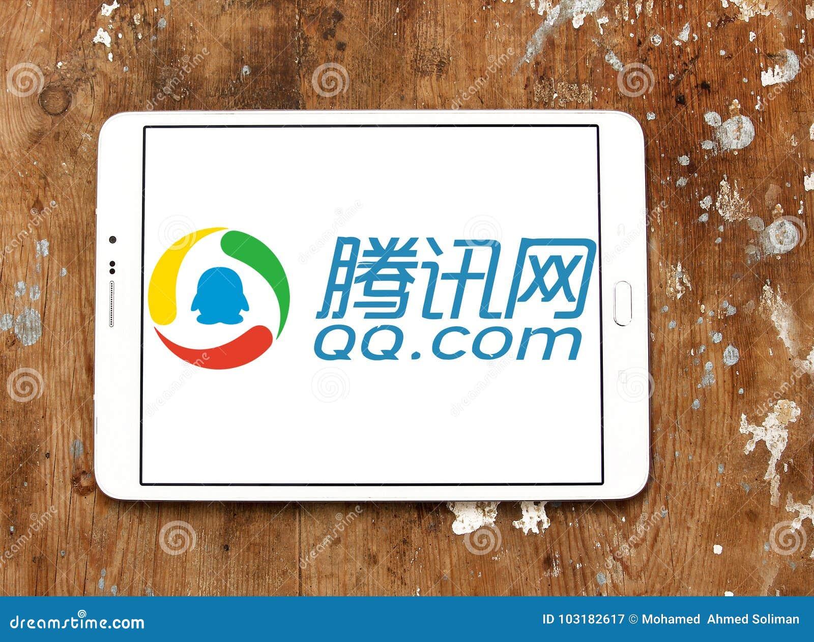 Qq COM-Logo