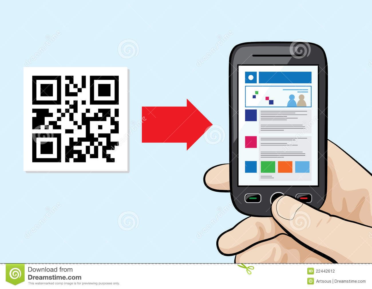 how to read a qr code without a cell phone