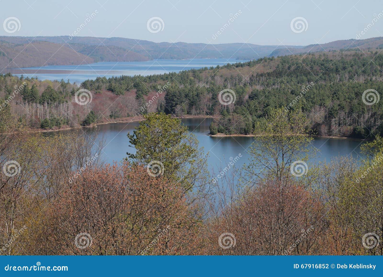 Quabbinreservoir Massachusetts