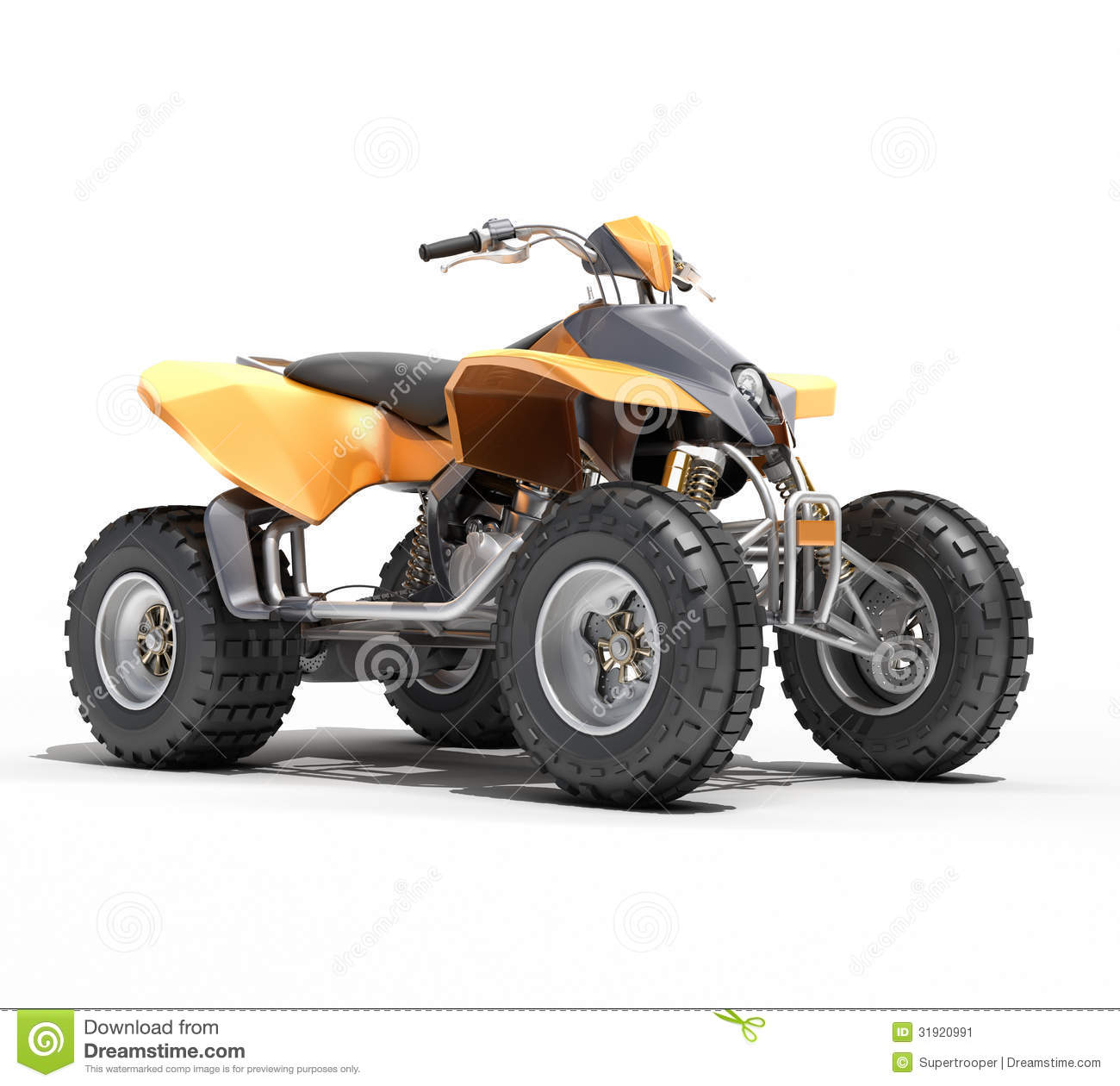 all terrain vehicles coloring pages - photo#42