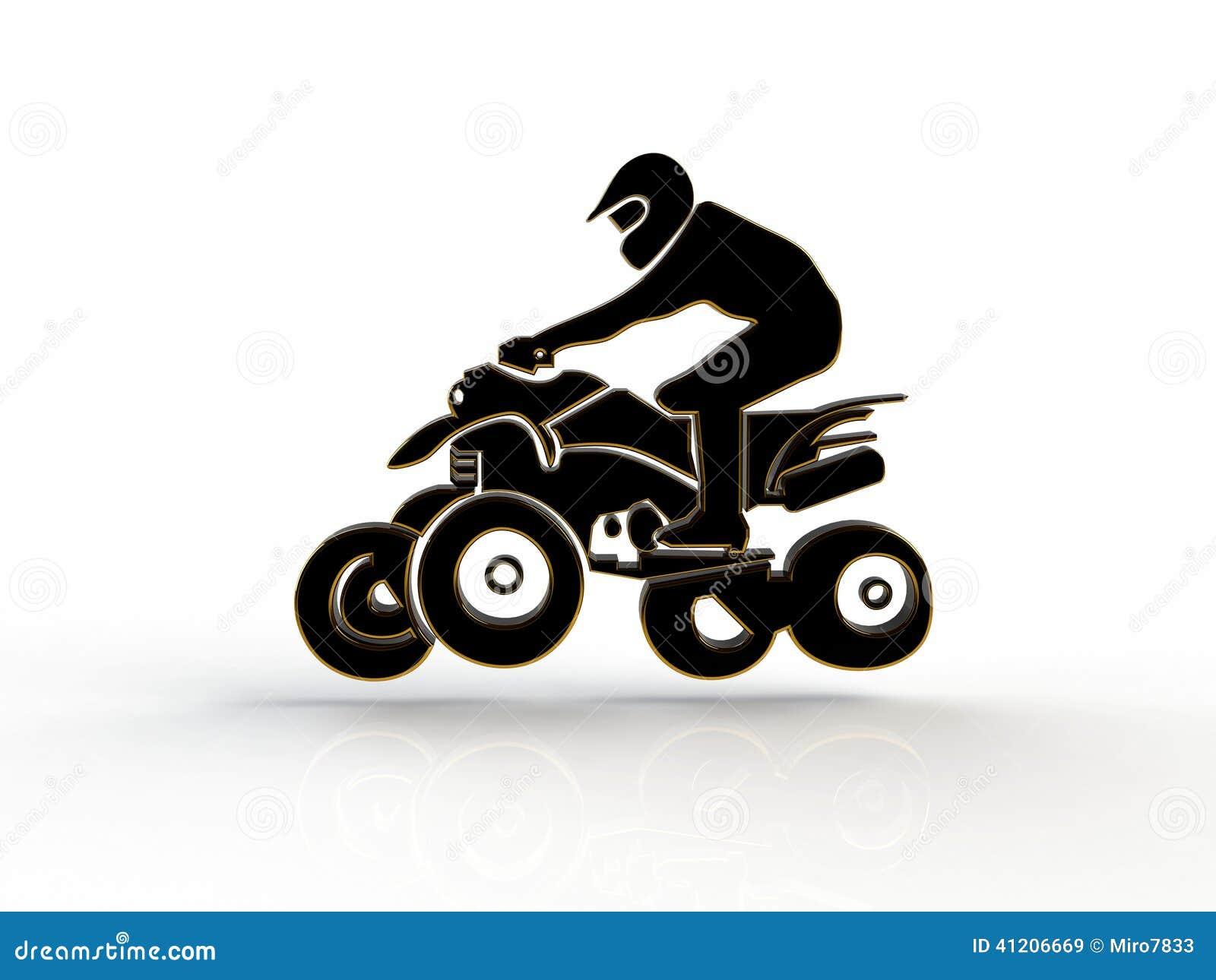 quad bike clipart - photo #12
