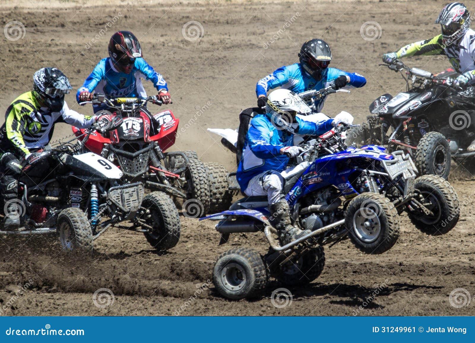 Monster Jam Zombie >> Quad Racing Editorial Photo - Image: 31249961