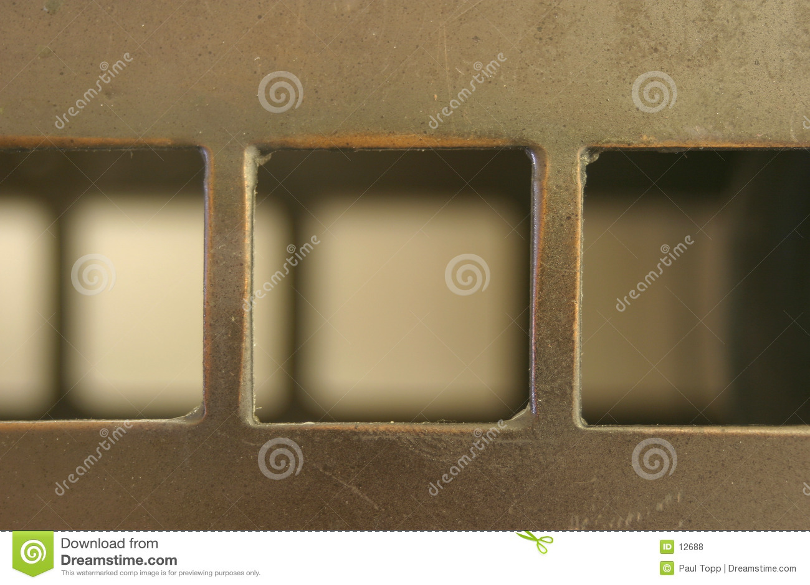 Quadrados e sombras