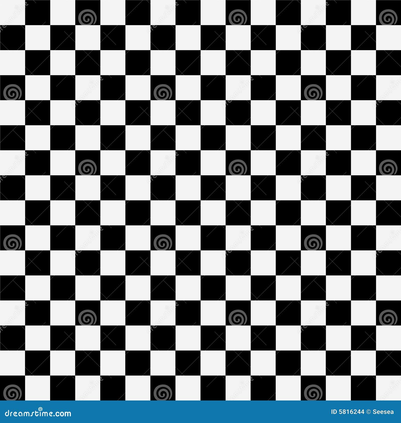 Quadrados Preto E Branco Imagens De Stock Imagem 5816244