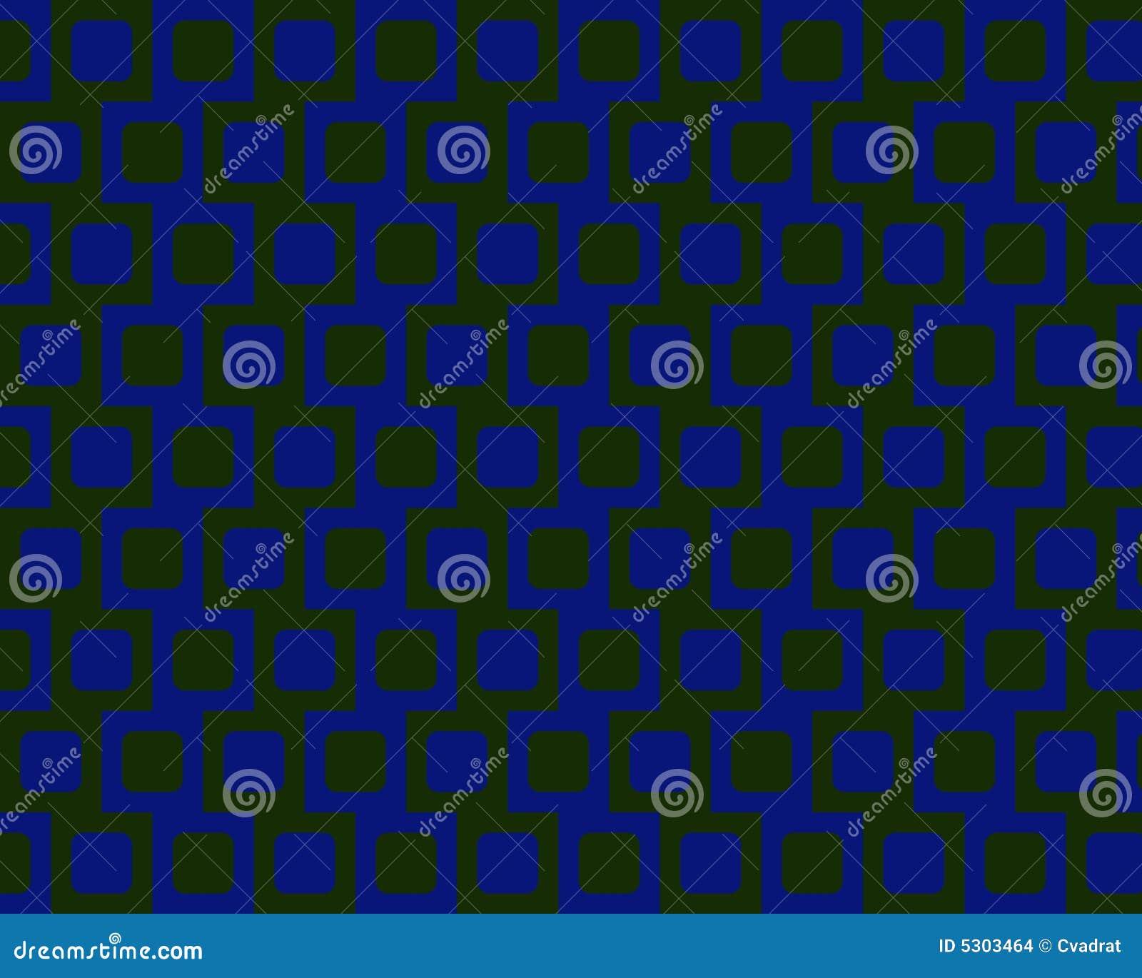 Download Quadrati Negativi Il Nero Ed Azzurro Di Arte Di Schiocco Illustrazione di Stock - Illustrazione di retro, generativo: 5303464