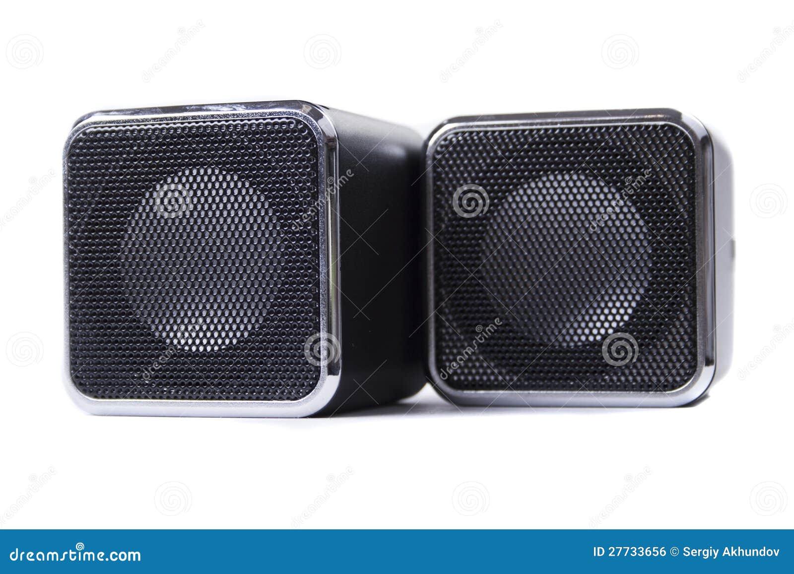Quadratische Lautsprecher