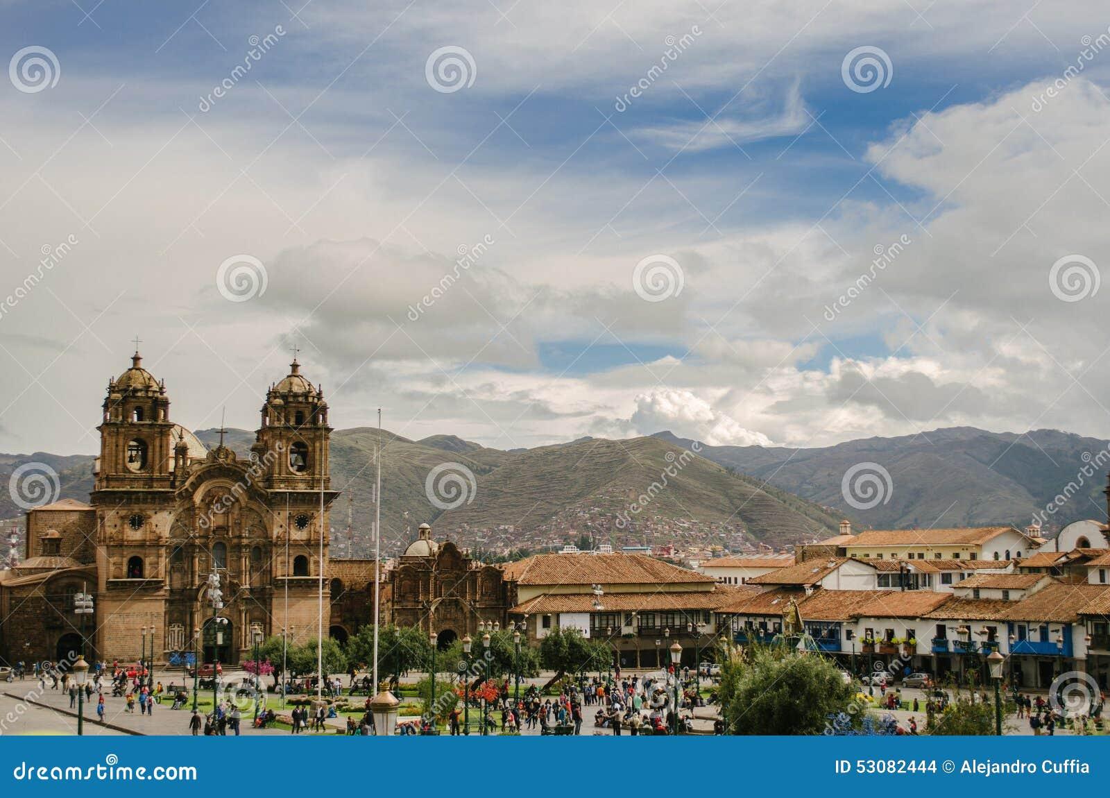 Quadrato del guerriero, Cusco