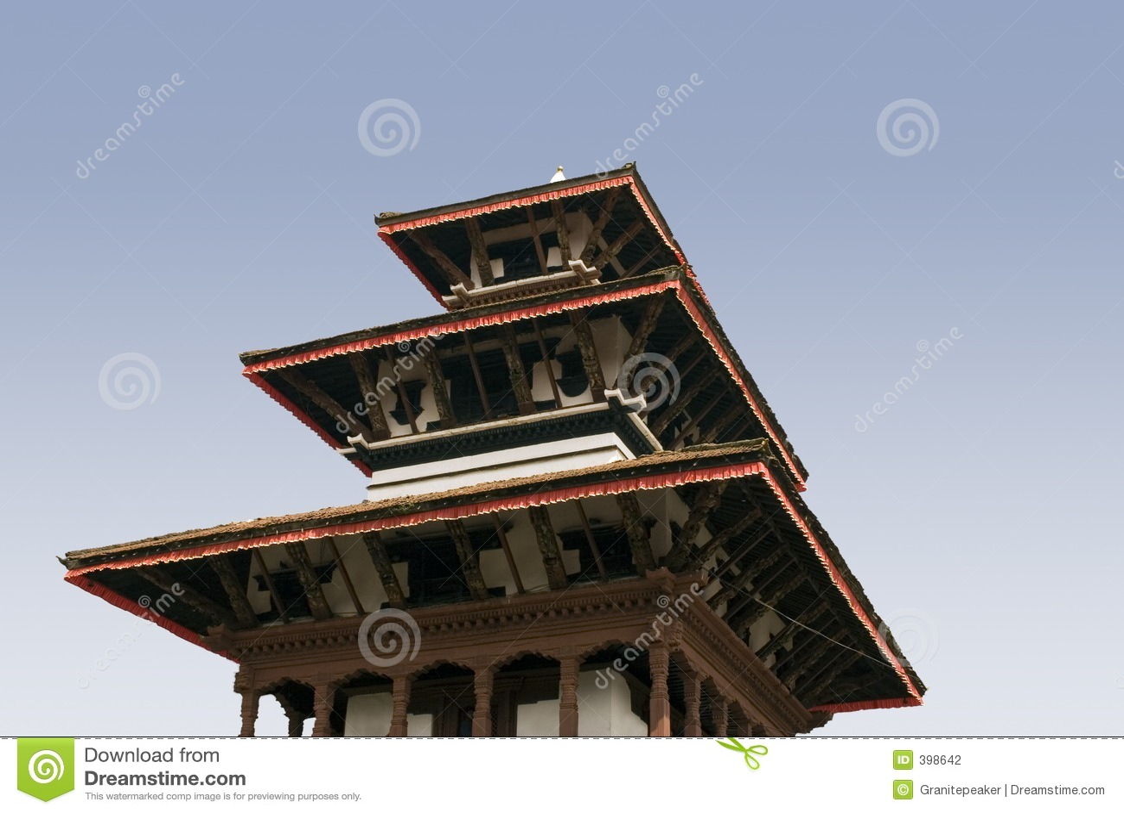 Quadrato di Durbar - Kathmandu