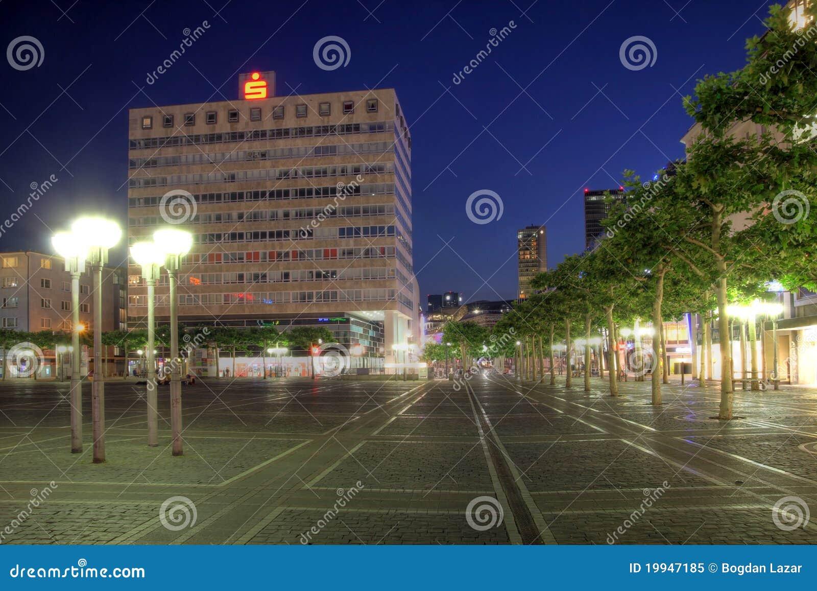 Quadrato di Konstablerwache, Francoforte, Germania