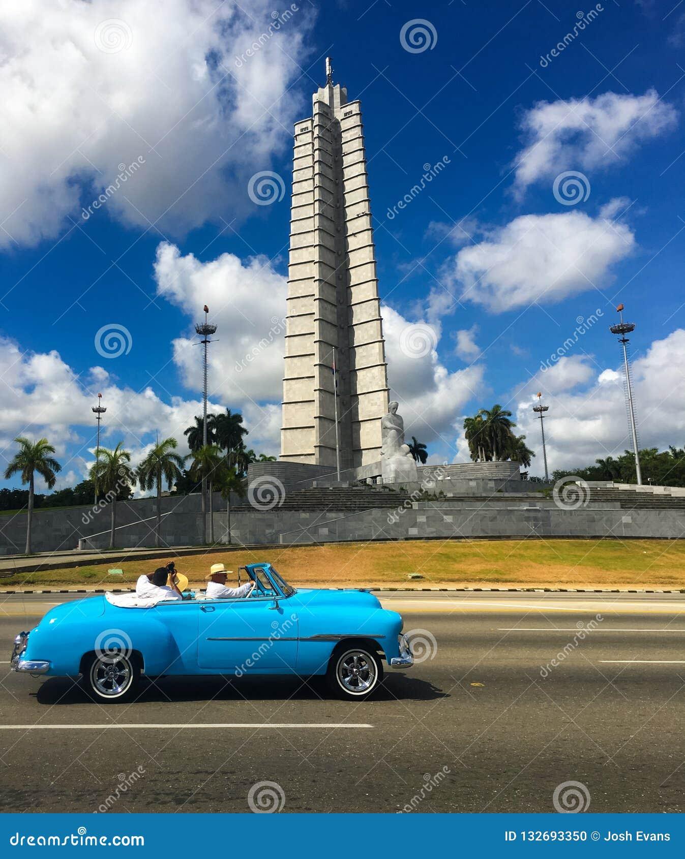 Quadrato di rivoluzione ed il memoriale di José MartÃ