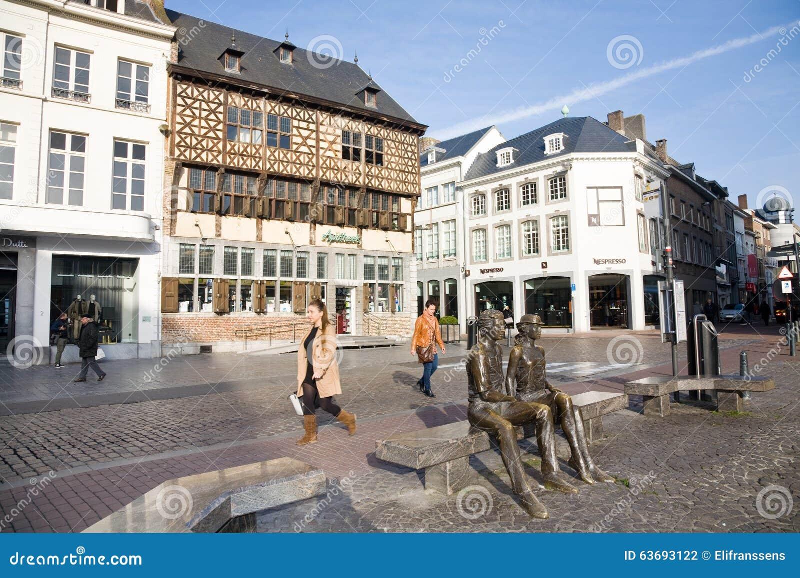 Quadrato principale, Hasselt, Belgio
