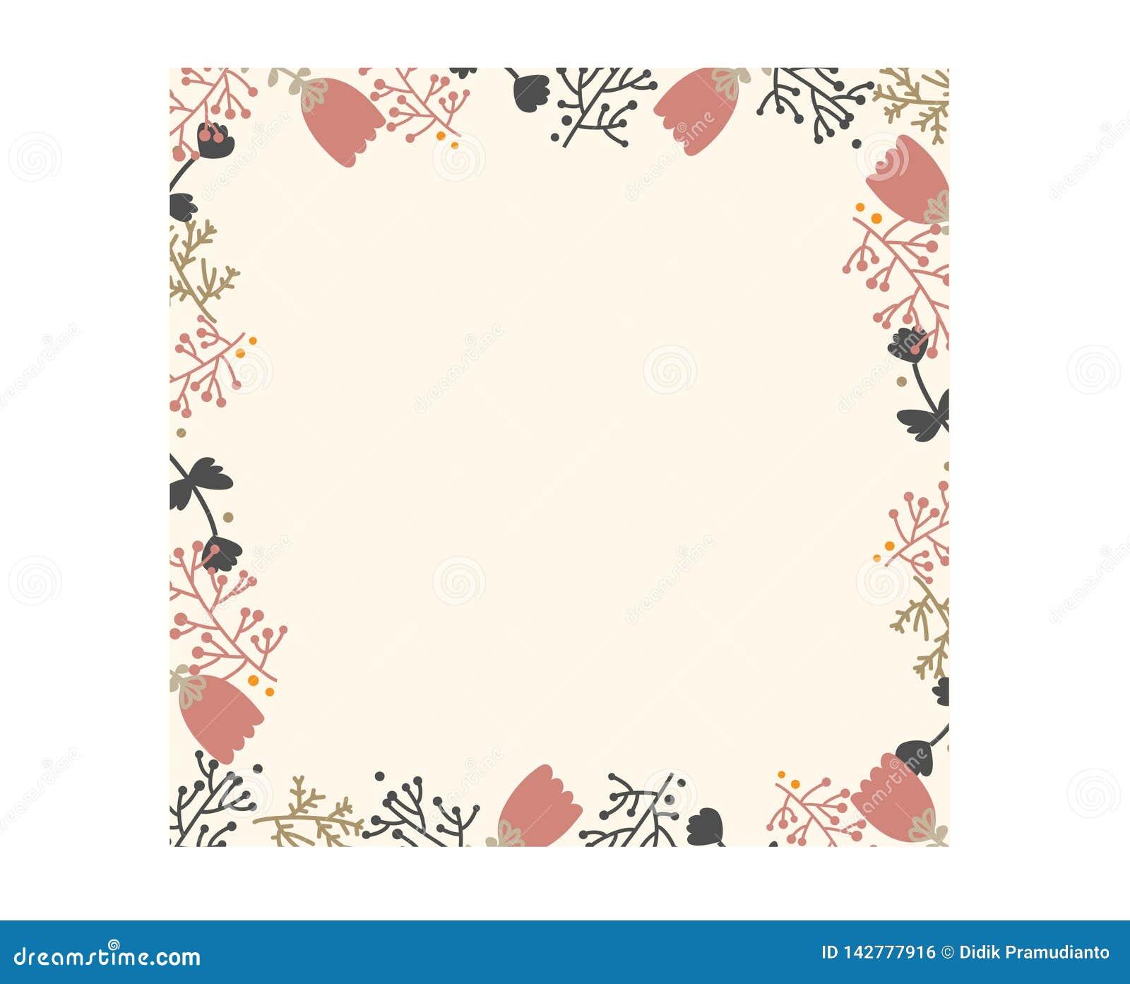 Quadro cor-de-rosa da flor