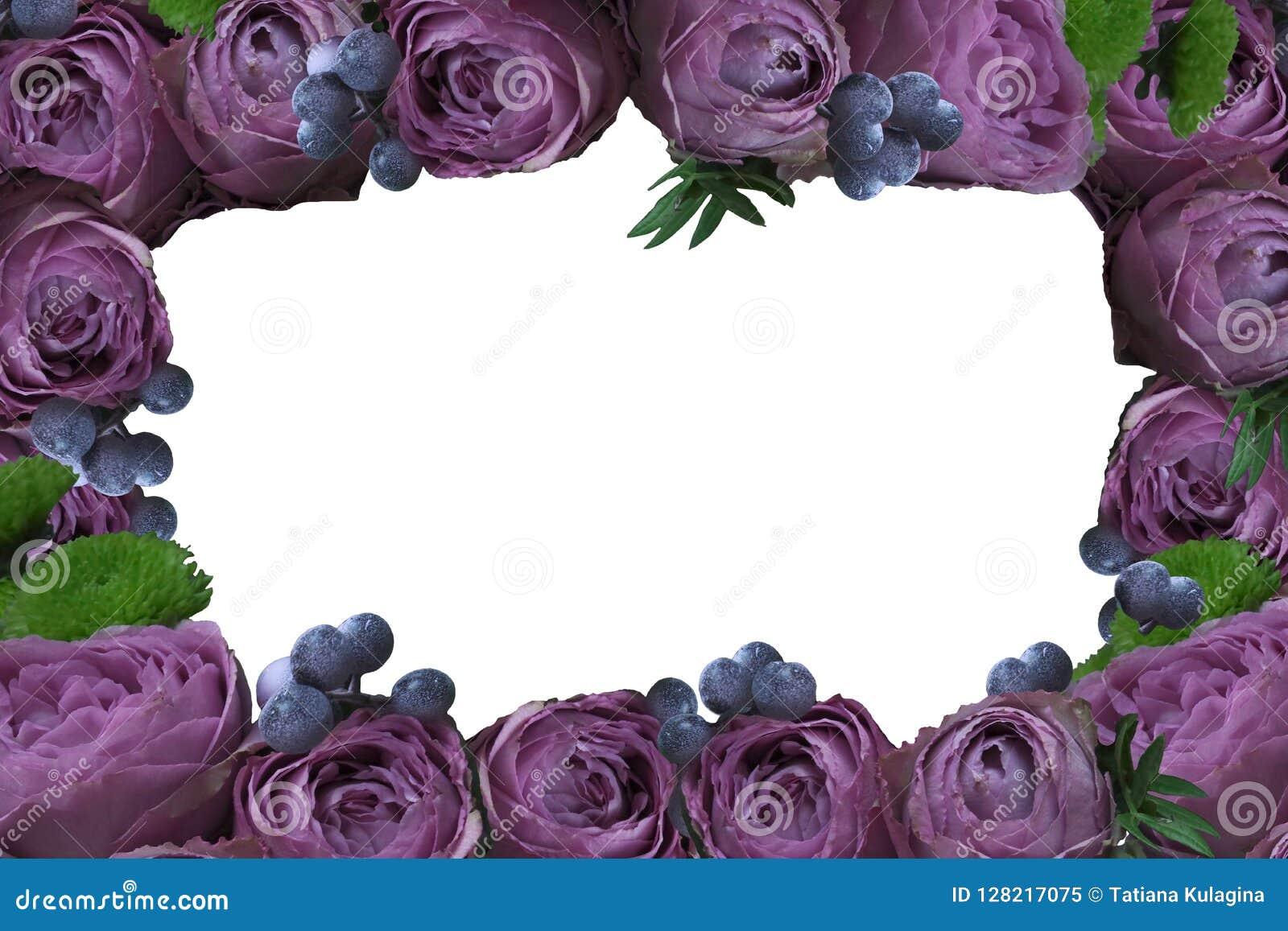 Quadro Das Flores Png Imagem De Stock Ilustração De Arquivo
