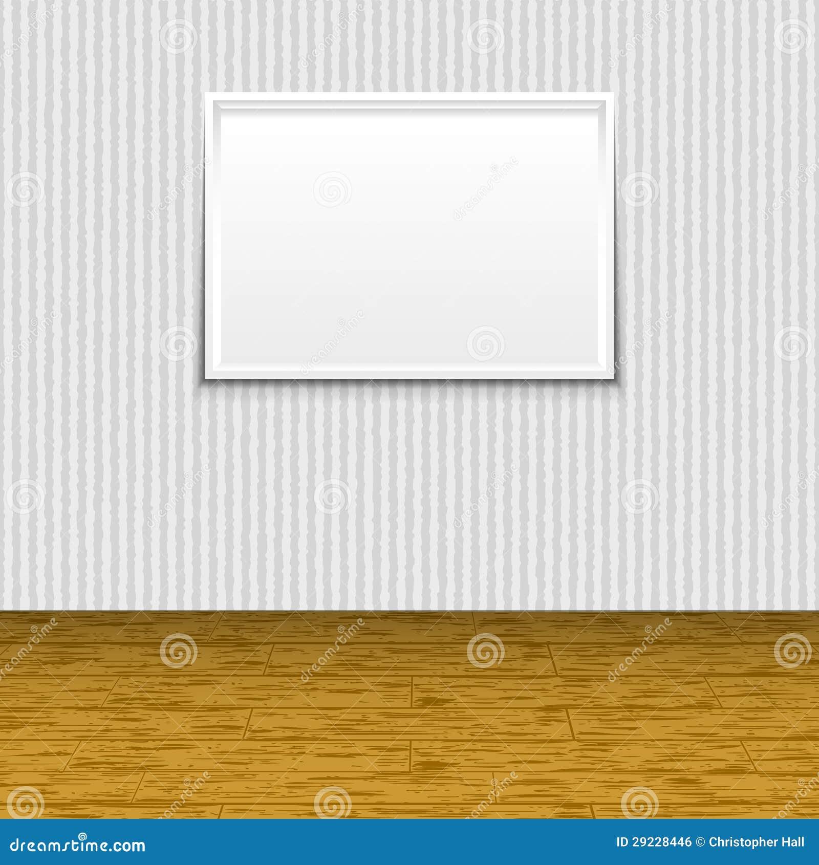 Download Quadro na parede ilustração do vetor. Ilustração de apresentação - 29228446