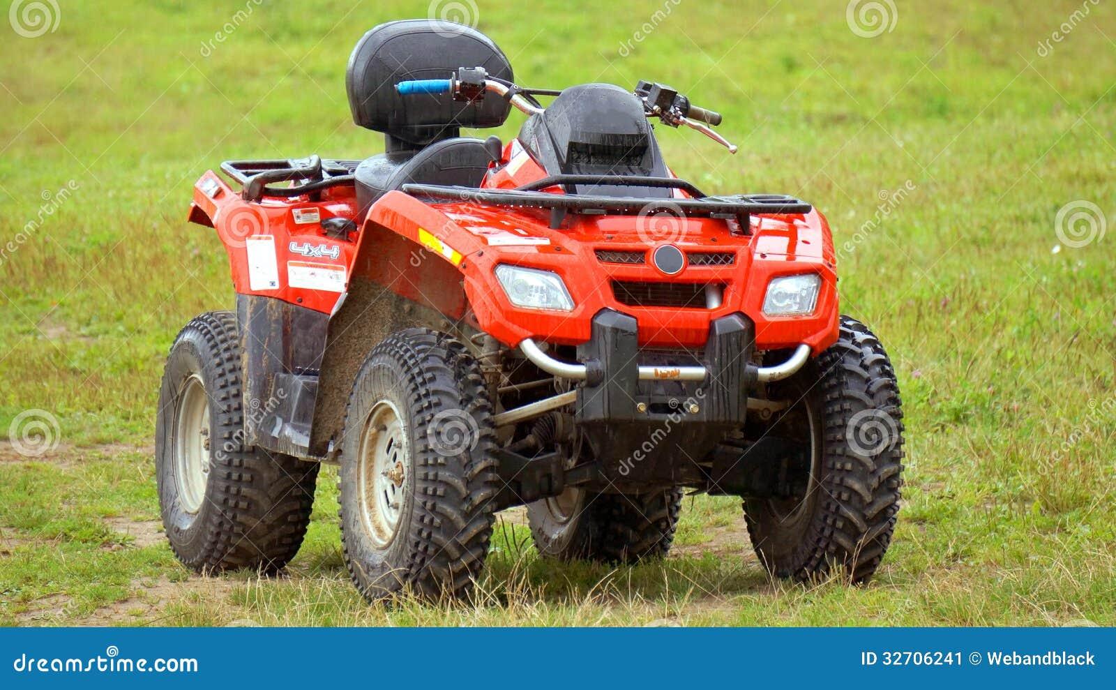 Quadruple ATV
