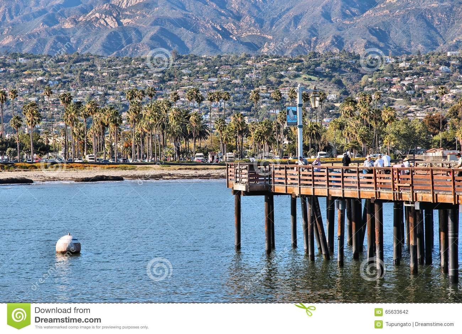 Quai de Stearns, Santa Barbara