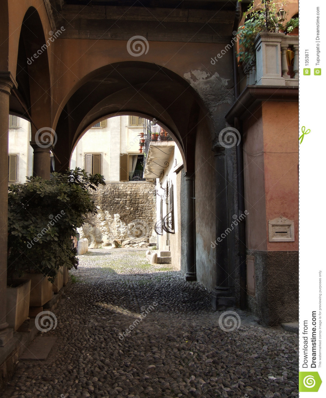 Quaint Town Stock Photos