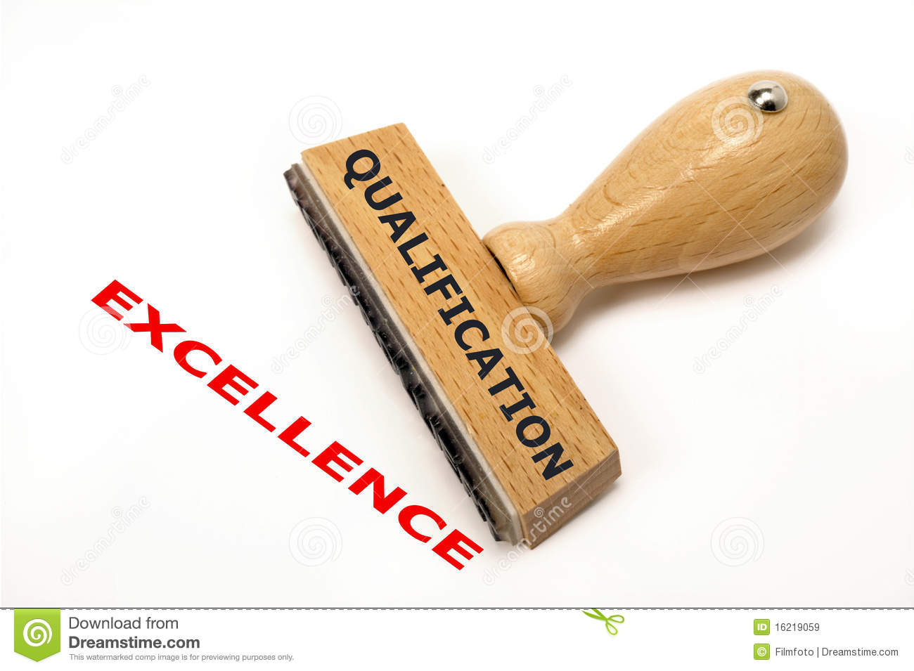Qualification excellence