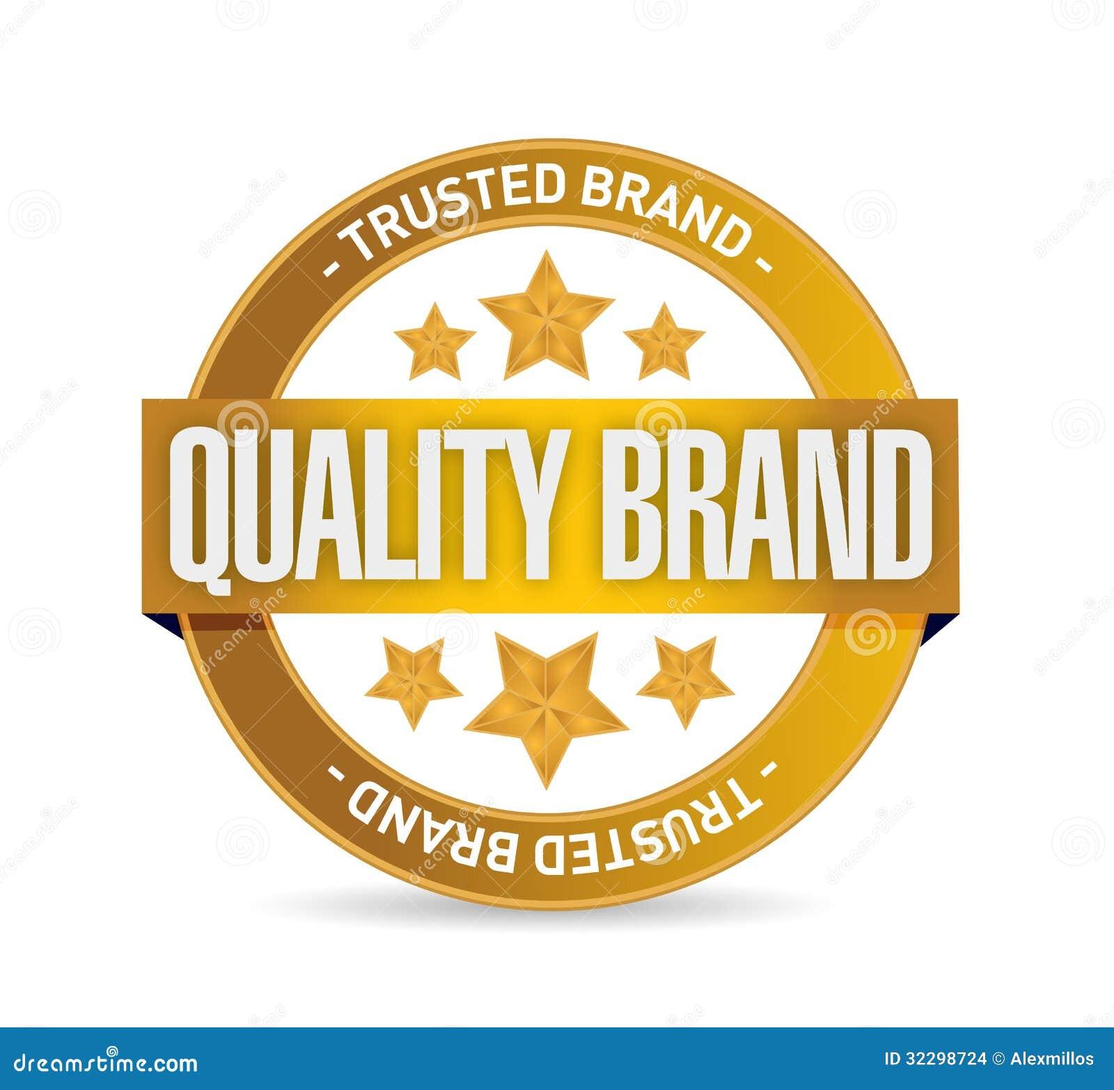 Quality Brand Seal Stamp Illustration Design Stock Illustration - Illustration of rubber, stamp: 32298724