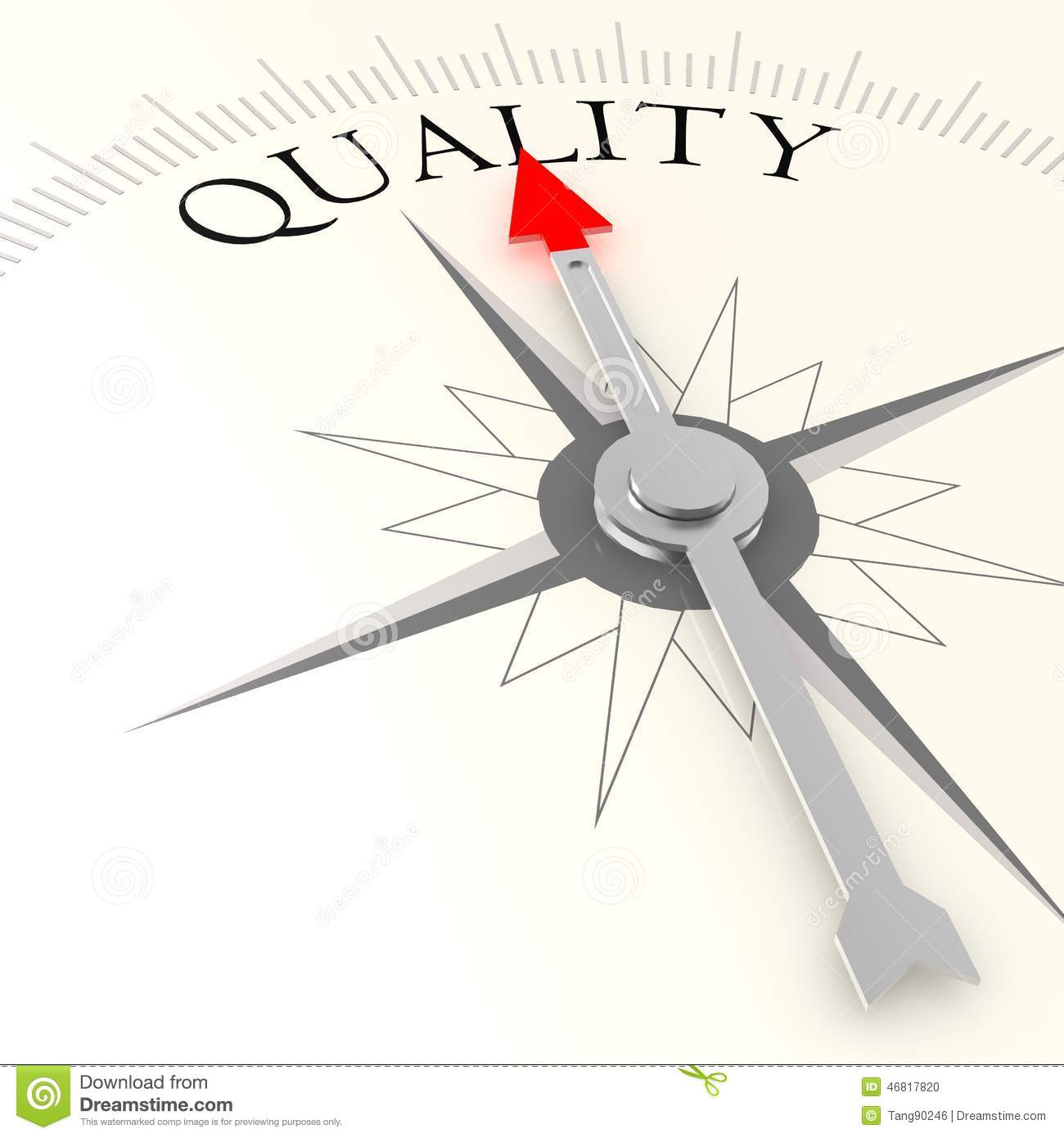 Quality compass stock illustration image 46817820 Qualities of a good architect