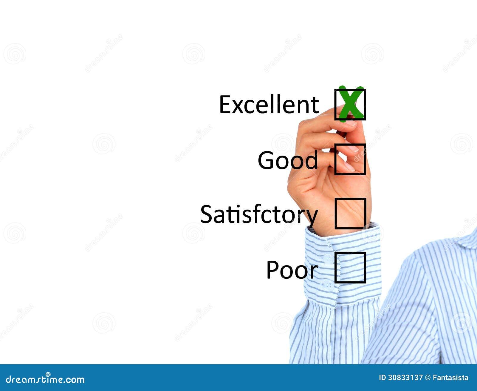 Quality control.