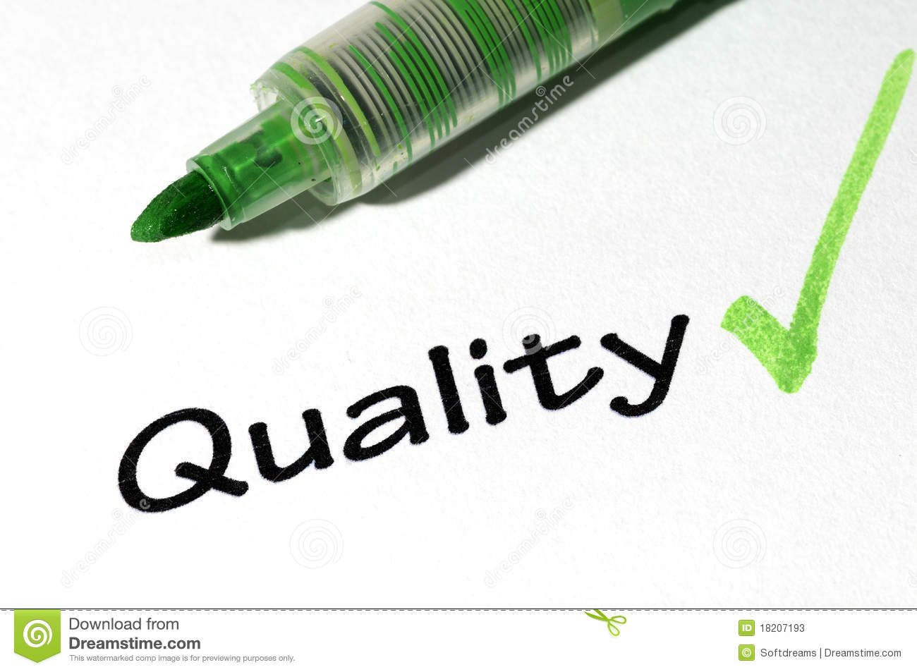 Quality Form Stock Photos Image 18207193