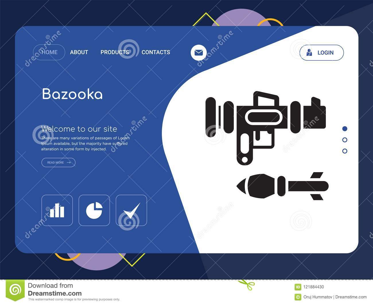 What is a bazooka Photo, description, design of weapons 93