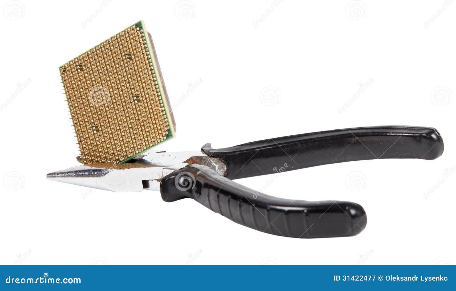 Quality repair parts computer