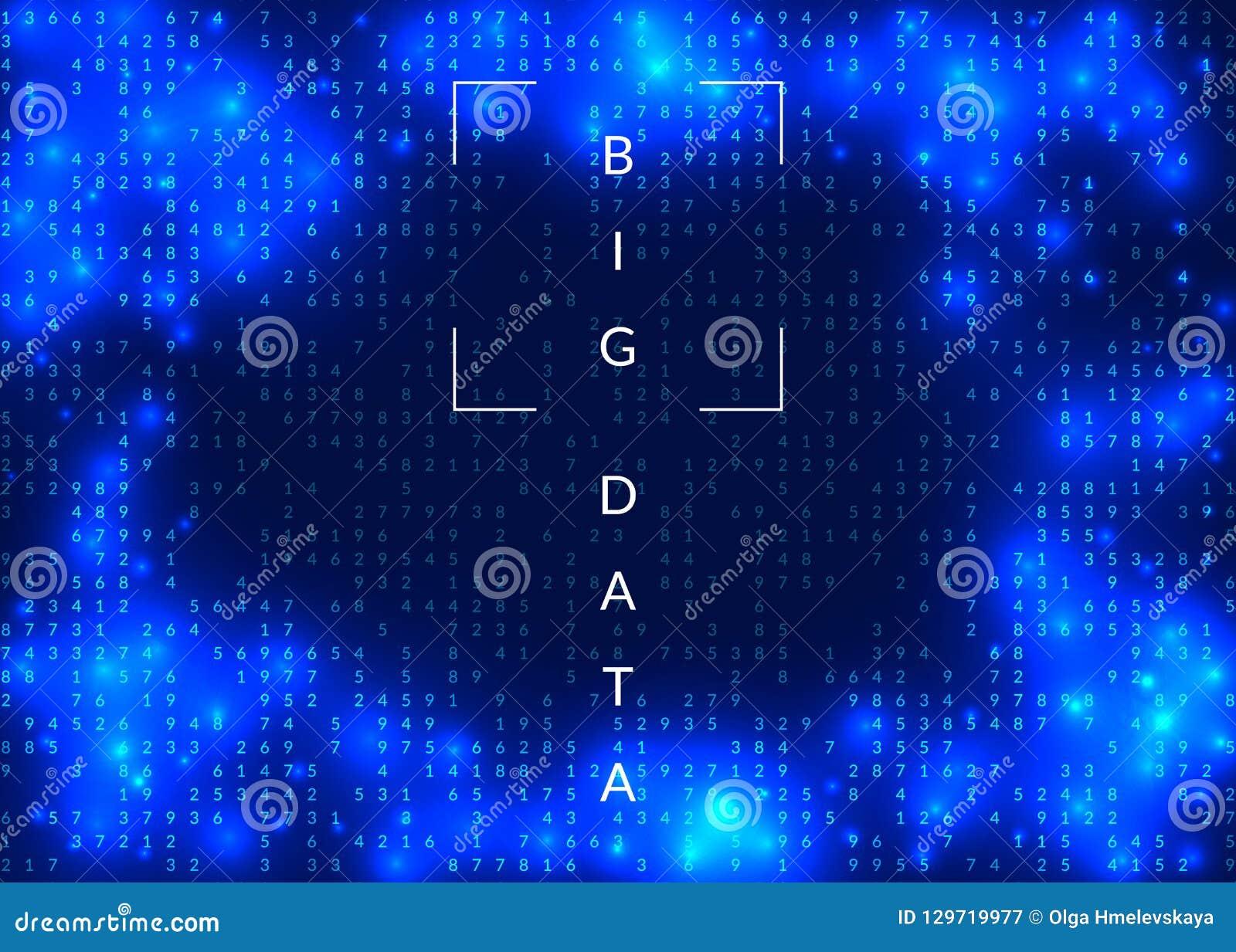 Quantum Computing Background  Technology For Big Data, Visualiza