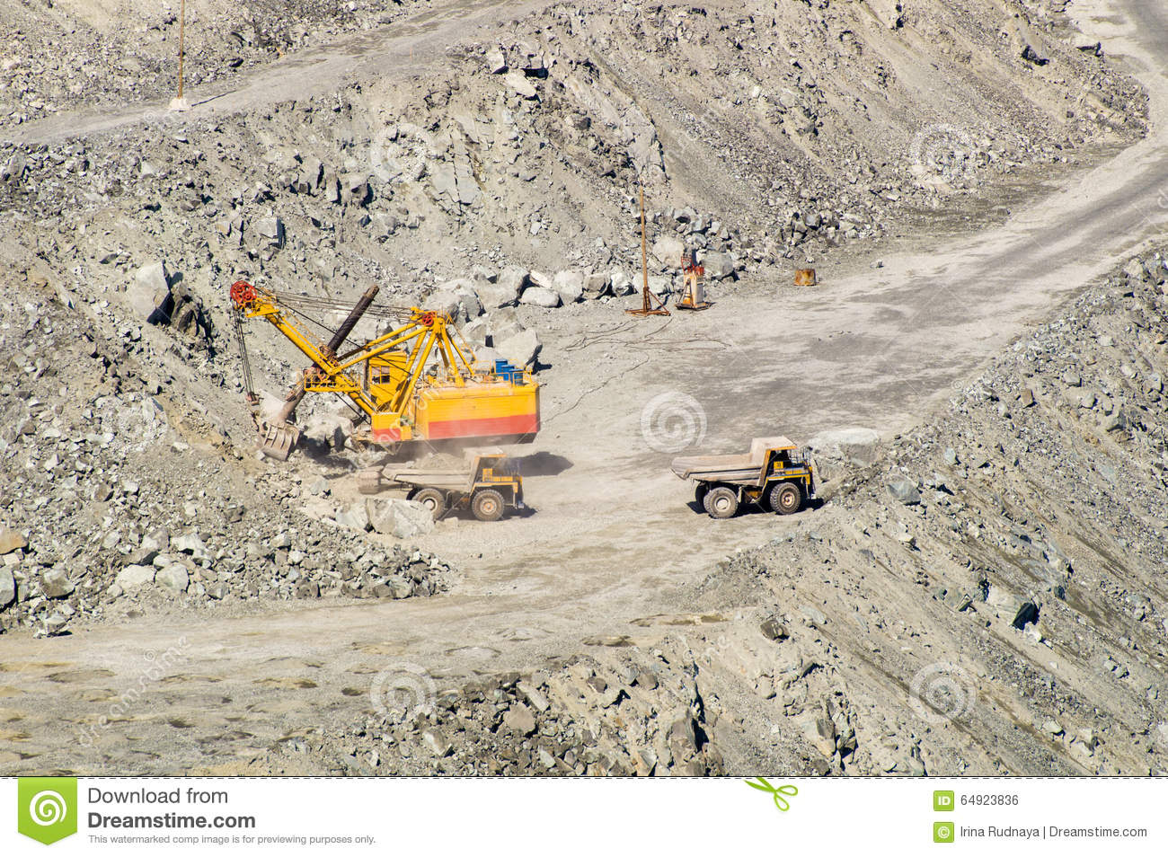 Quarry mining of asbestos urals russia stock photo image of royalty free stock photo publicscrutiny Images