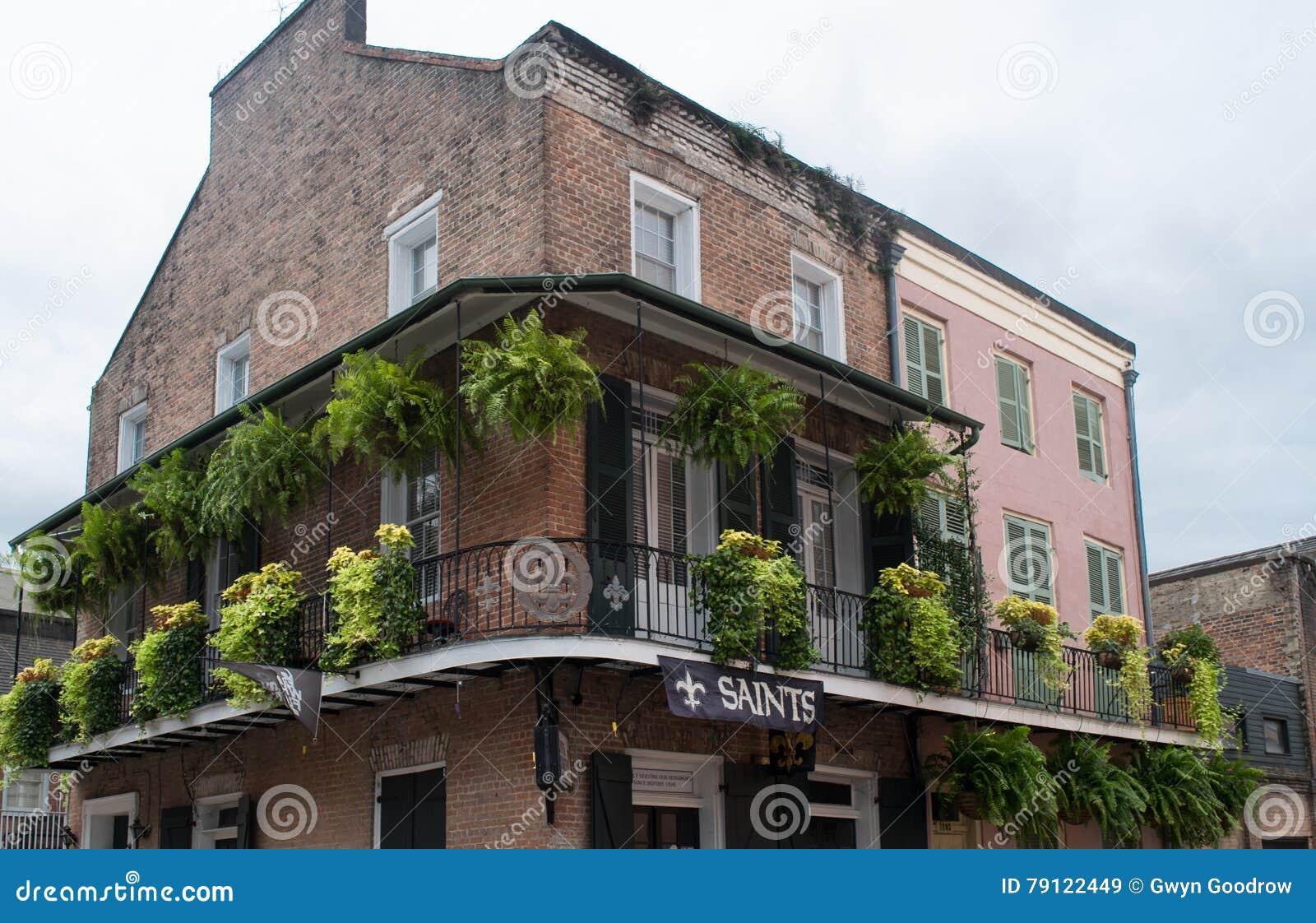 Quartiere francese storico di New Orleans
