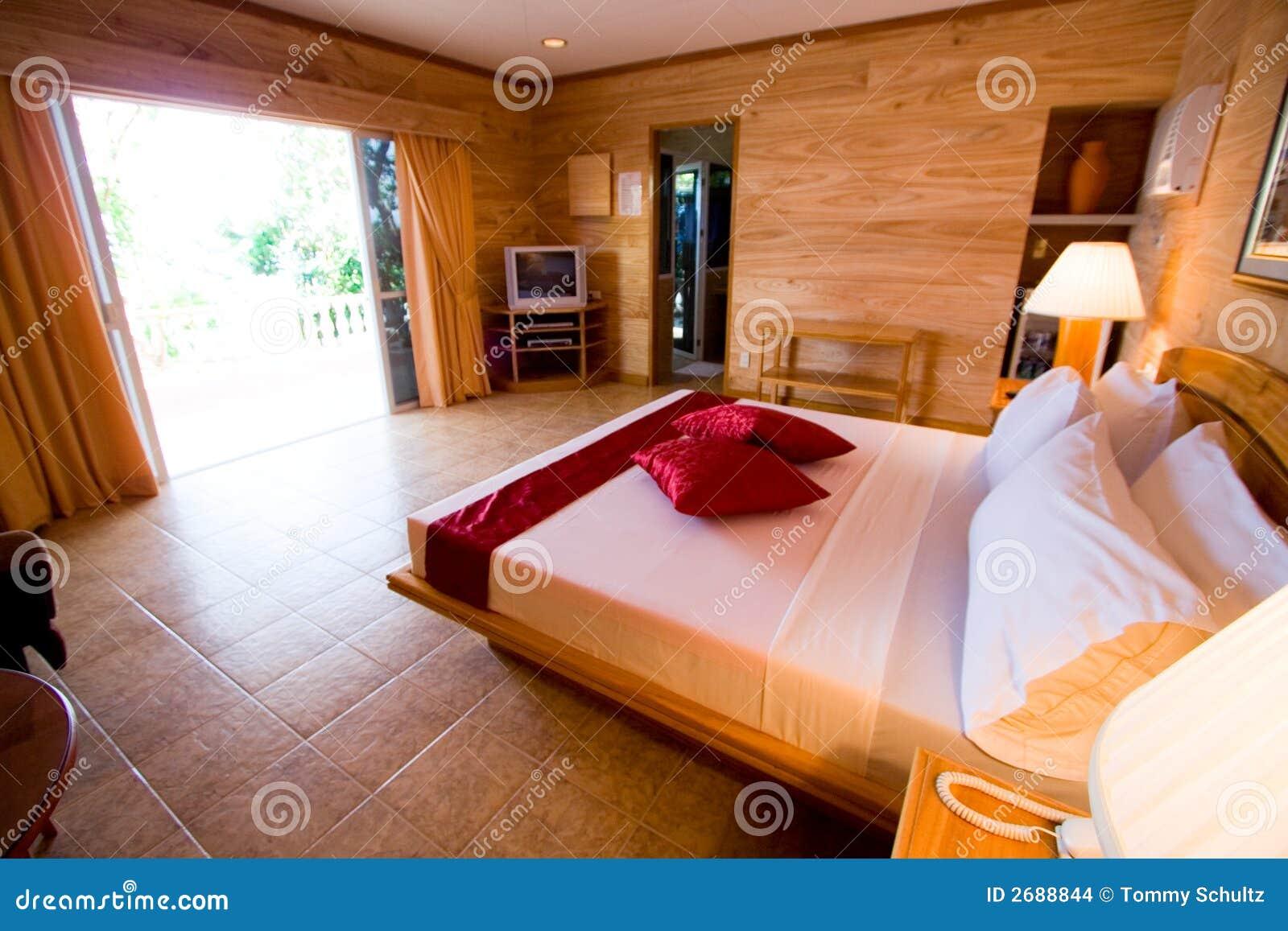 Quarto De Hotel De Cinco Estrelas Imagens De Stock