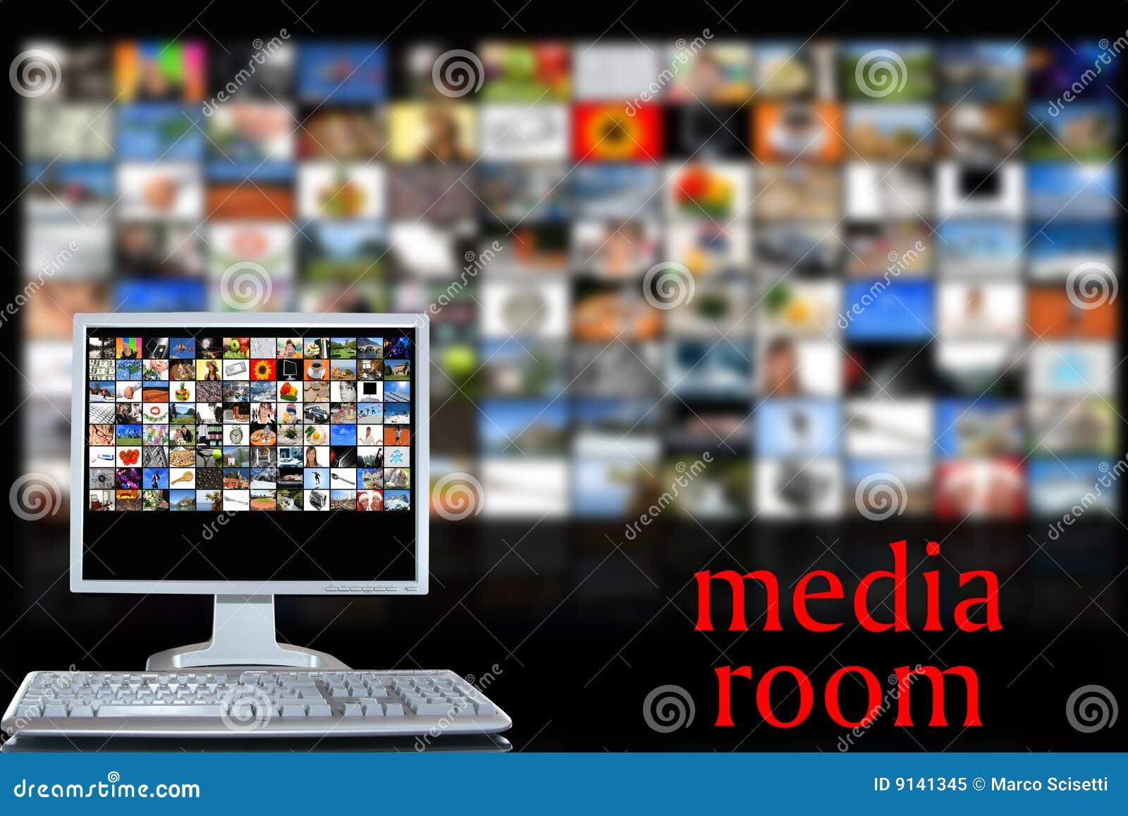 Quarto dos media